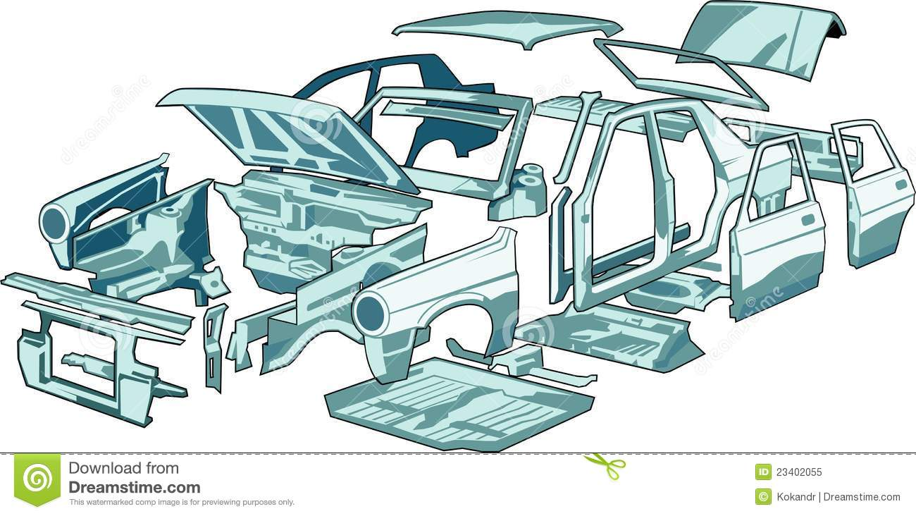 Interior Auto Body Parts. auto parts drawing at getdrawings com free ...