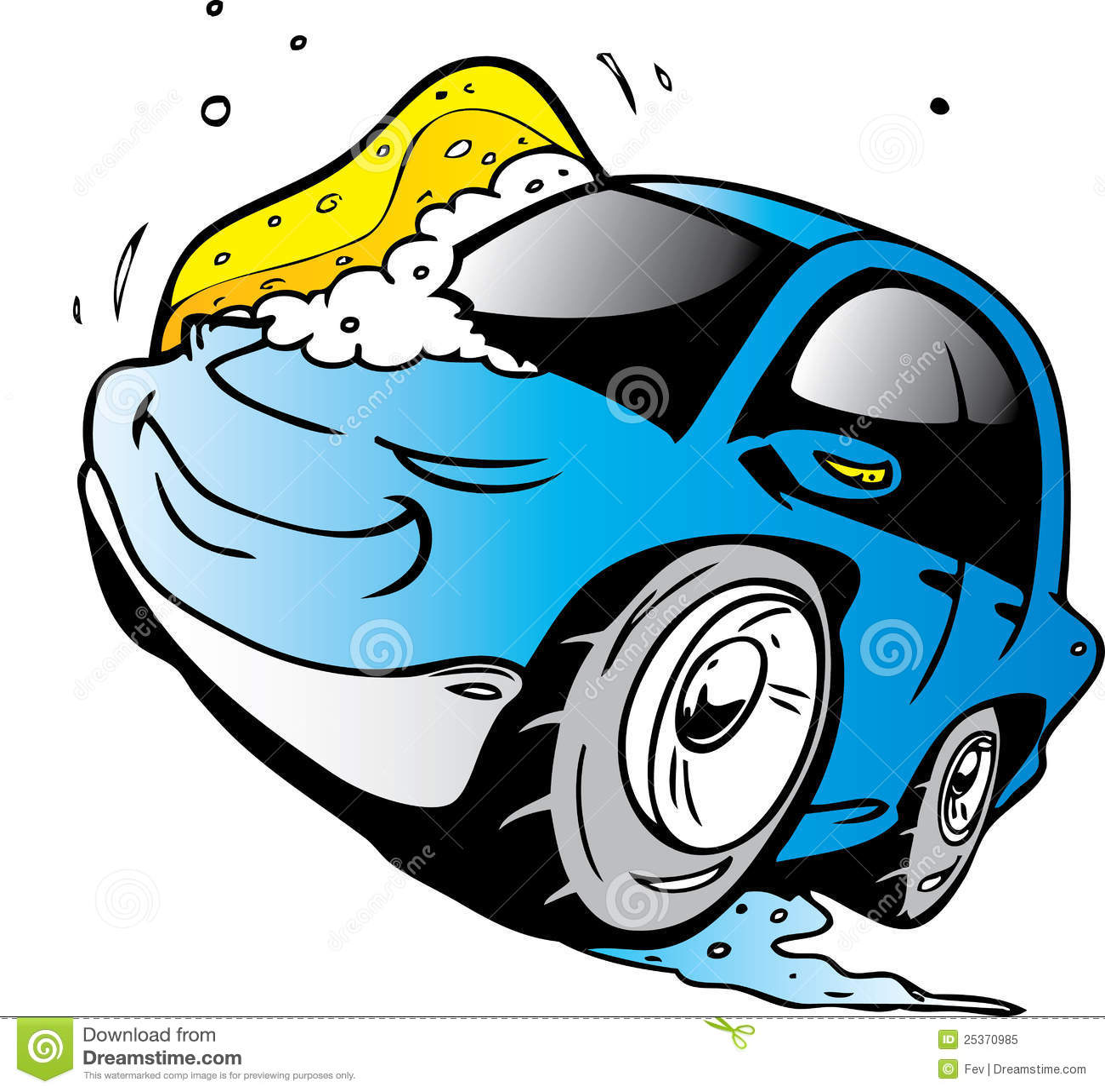 Car Wash Royalty Free Stock Photo - Image: 25370985