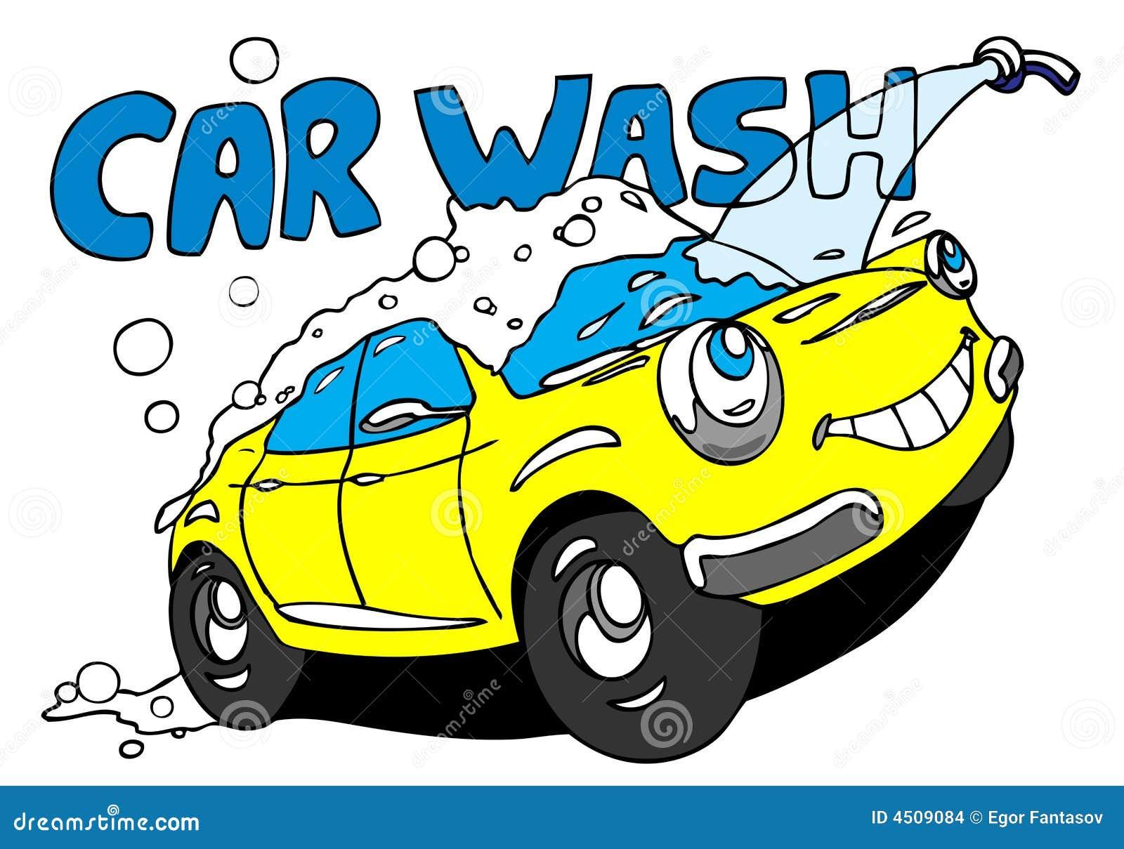 Car Wash Stock Images Image 4509084