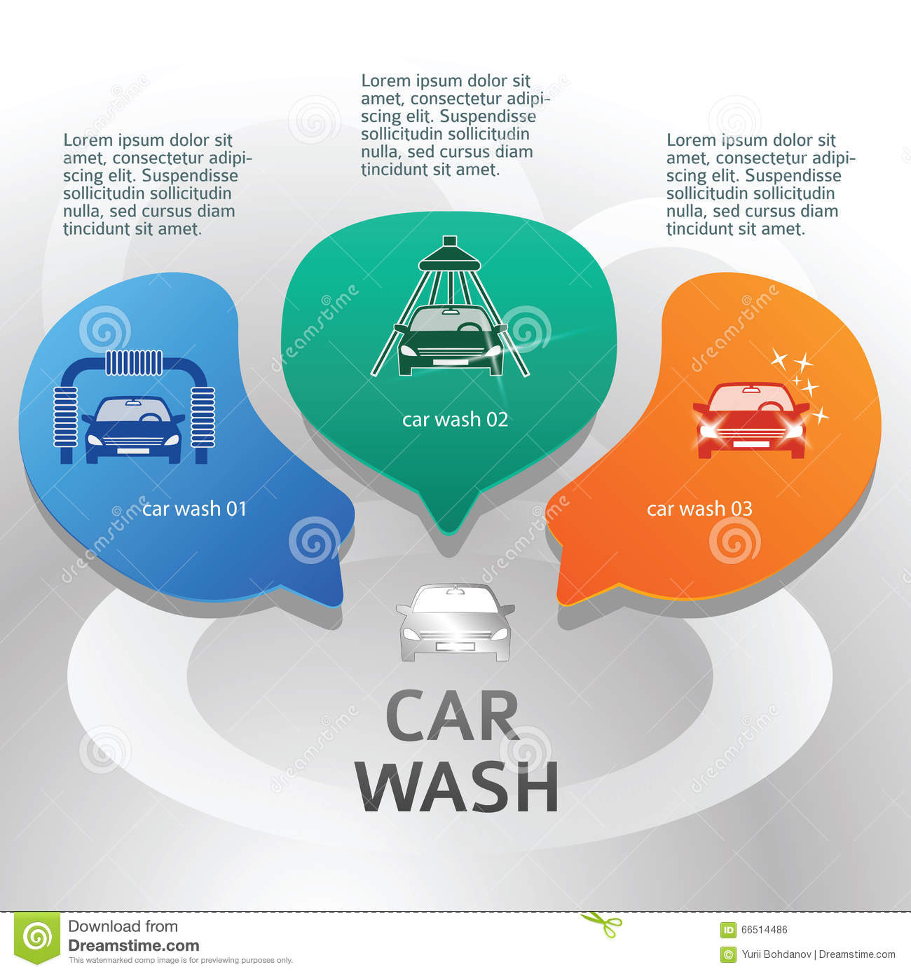 car wash web background stock vector image  car wash brochure page background steel bubbles royalty