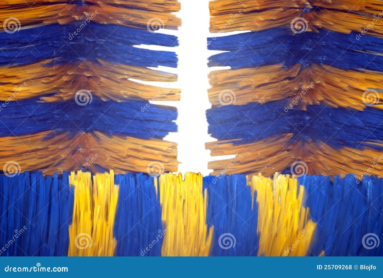 Car wash brushes stock photo. Image of spinn, auto, wash ...