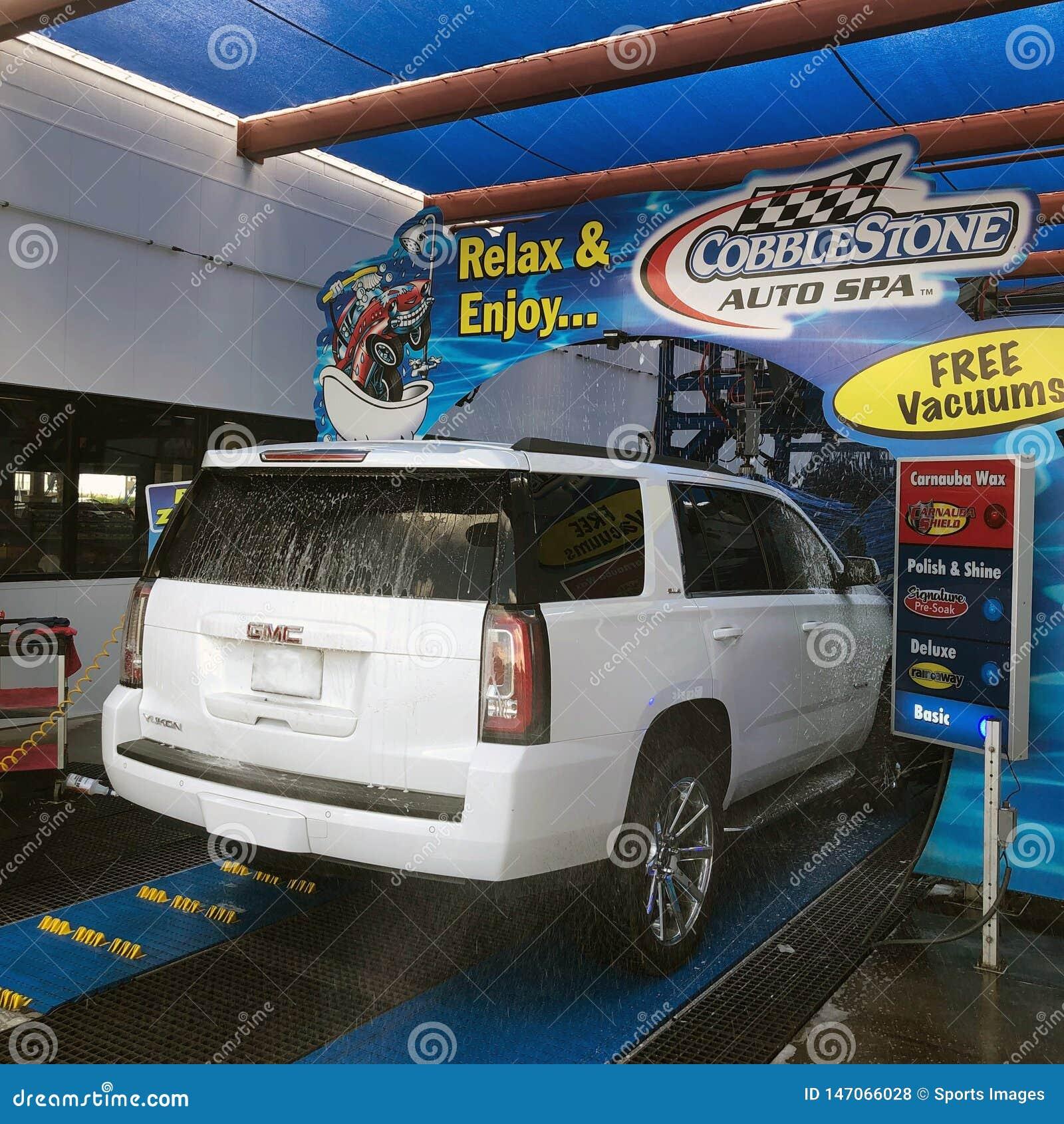 Car Wash editorial stock photo  Image of arizona, workers