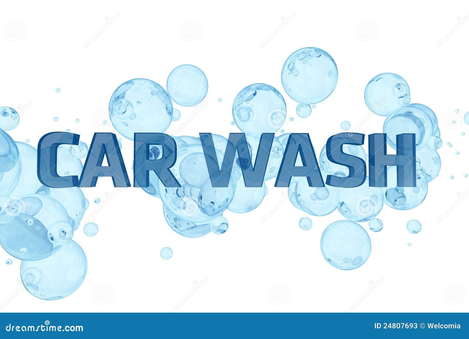 Bubbles Up Car Wash