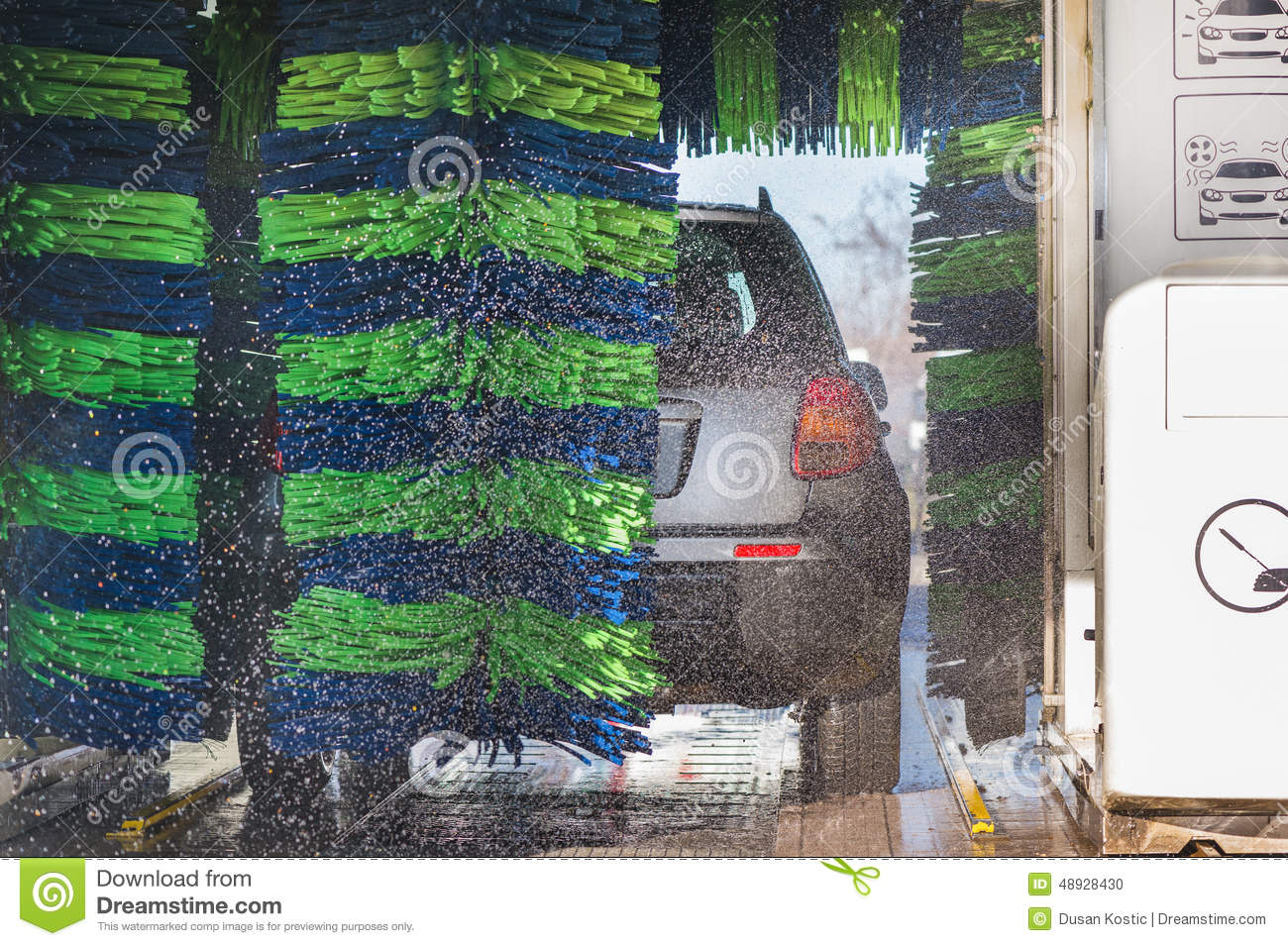 process of washing your car And the deeper meaning washing your car the process gather your materials -bucket-soap-brush (scrub)-shami -wax-vaccum-window cleaner it's importance.