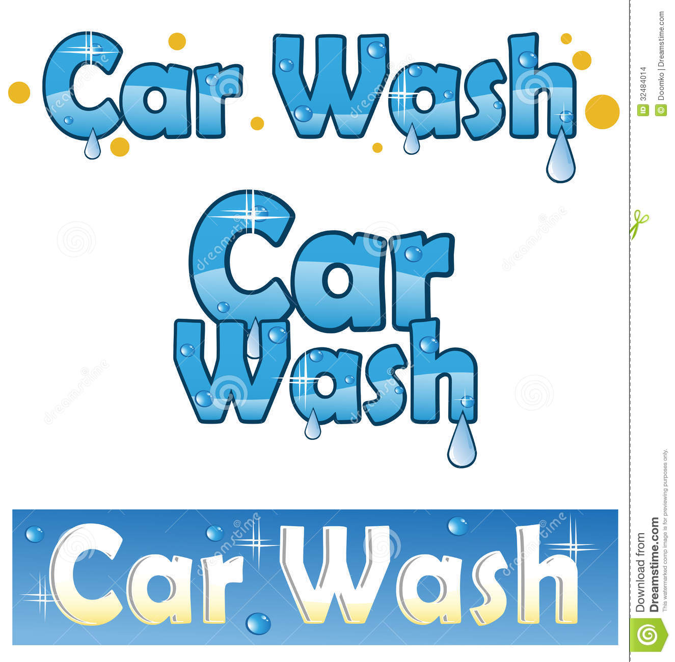 car wash stock photo image of sign  sponge  wash  vehicle True Vector Clip Art Free Butterfly Vector