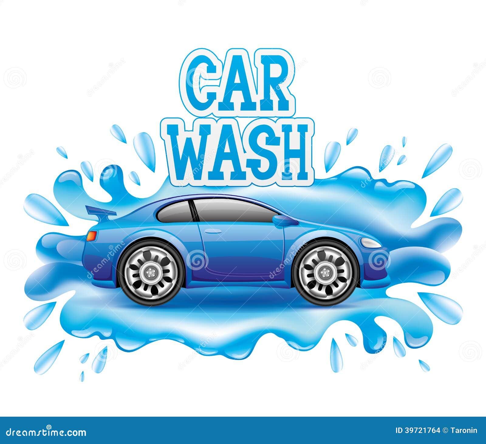 Car Wash Vinyl Graphics