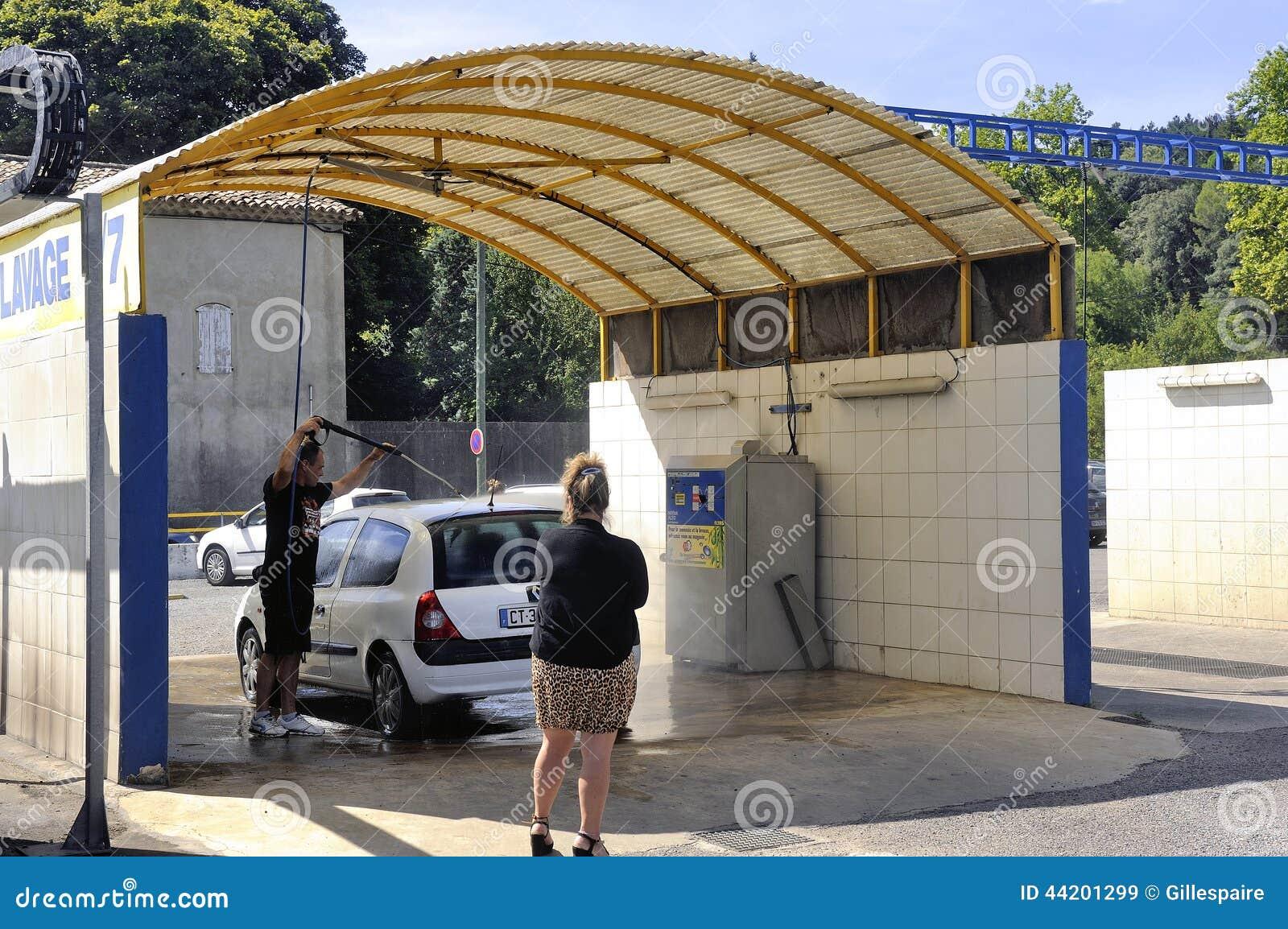 Pressure Car Wash Business