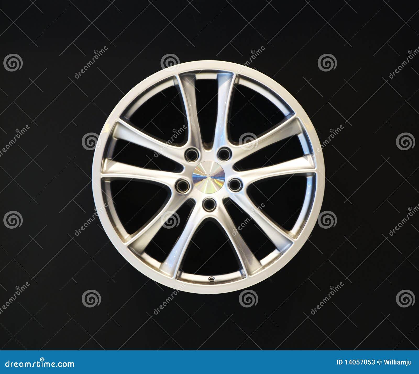Car Wheel Hub Stock Photos