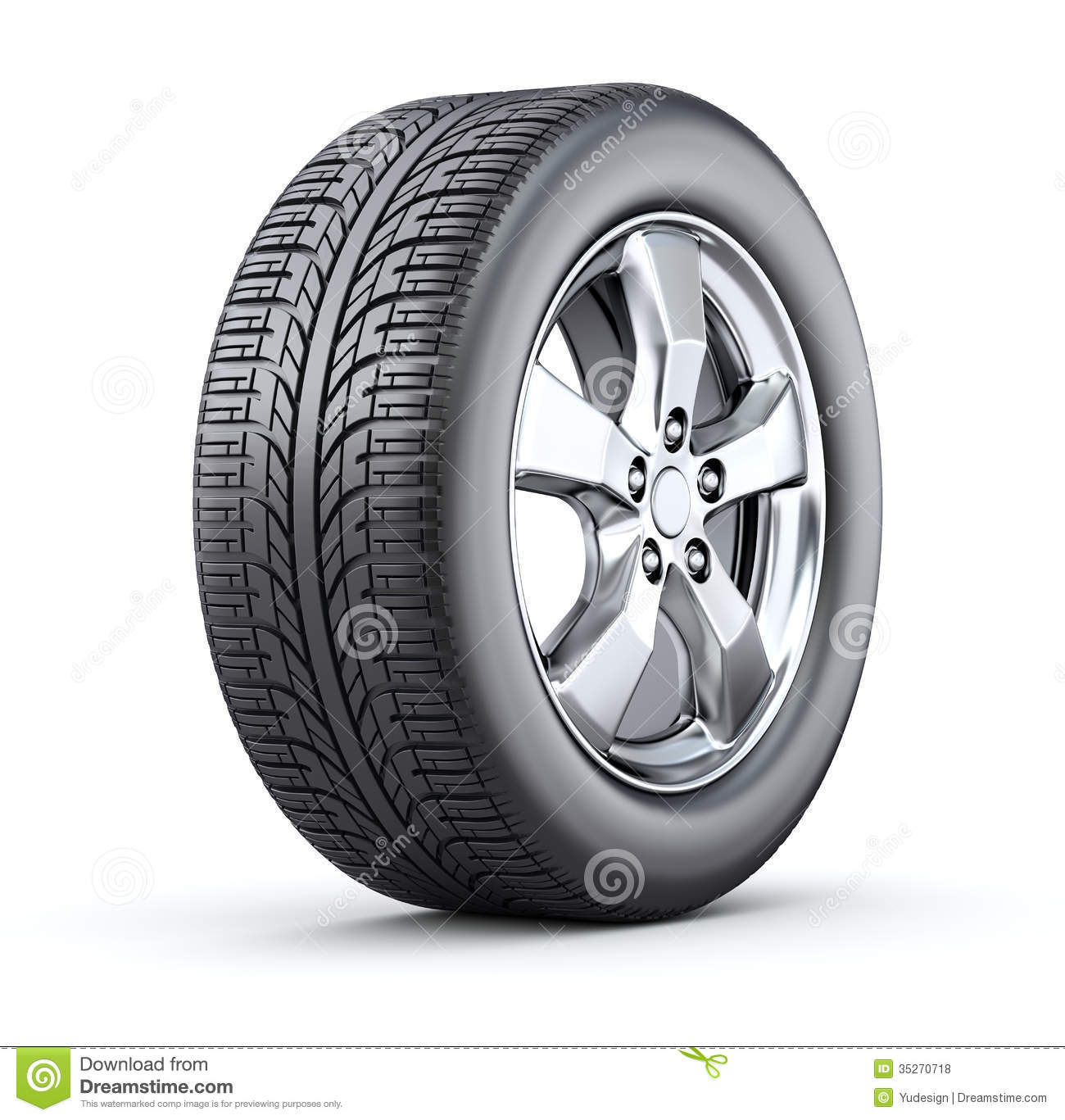 wheel illustration background royalty 3d tyre