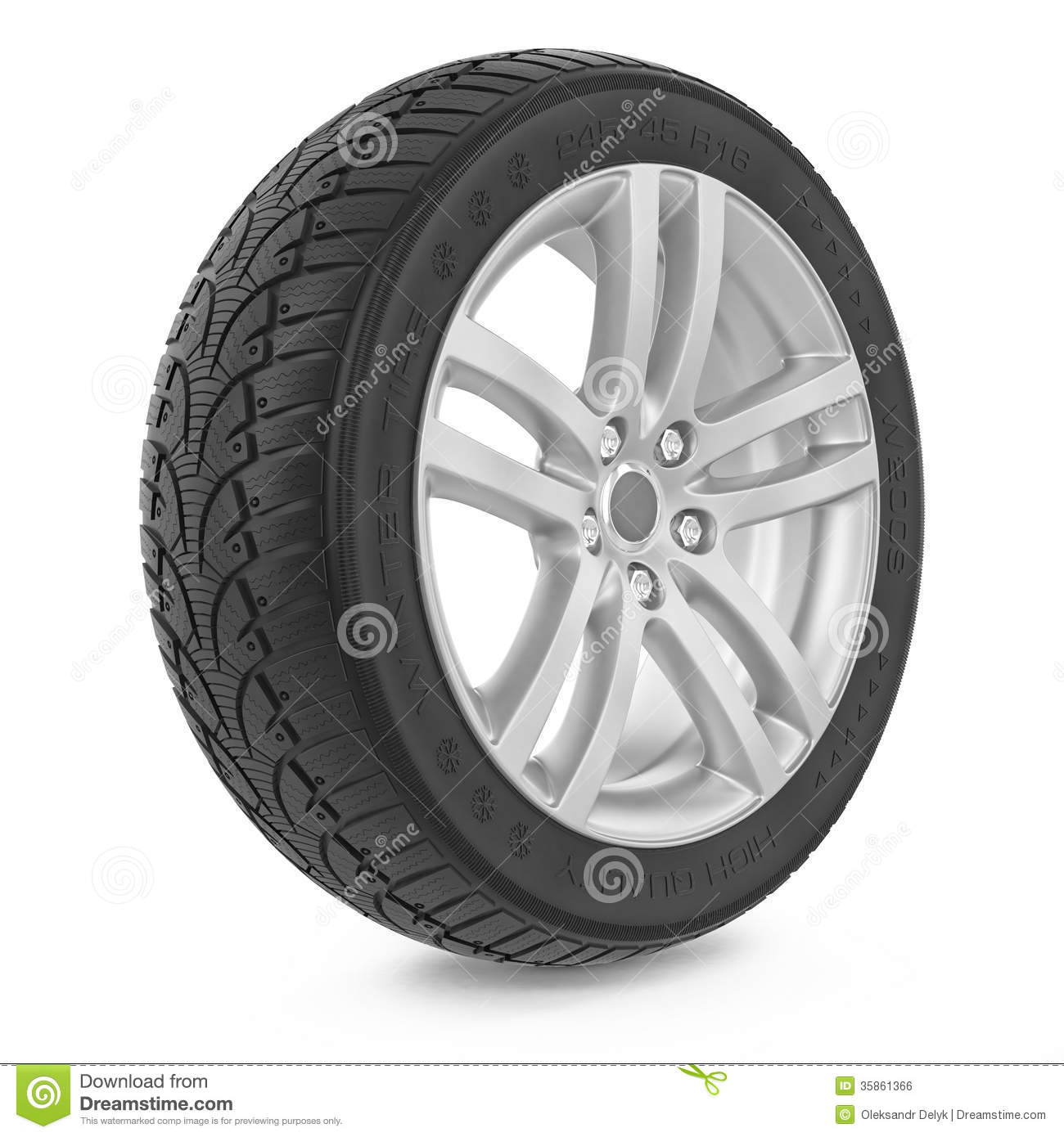 how to change winter tires on a car