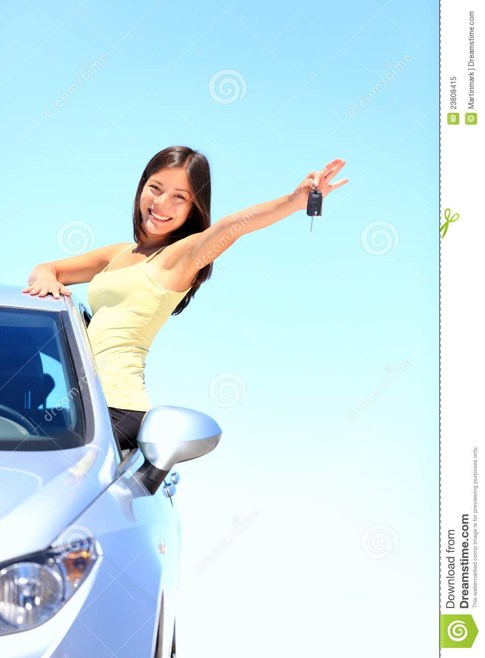 car woman showing car keys royalty free stock photo free clipart summer schedule free clipart summer school