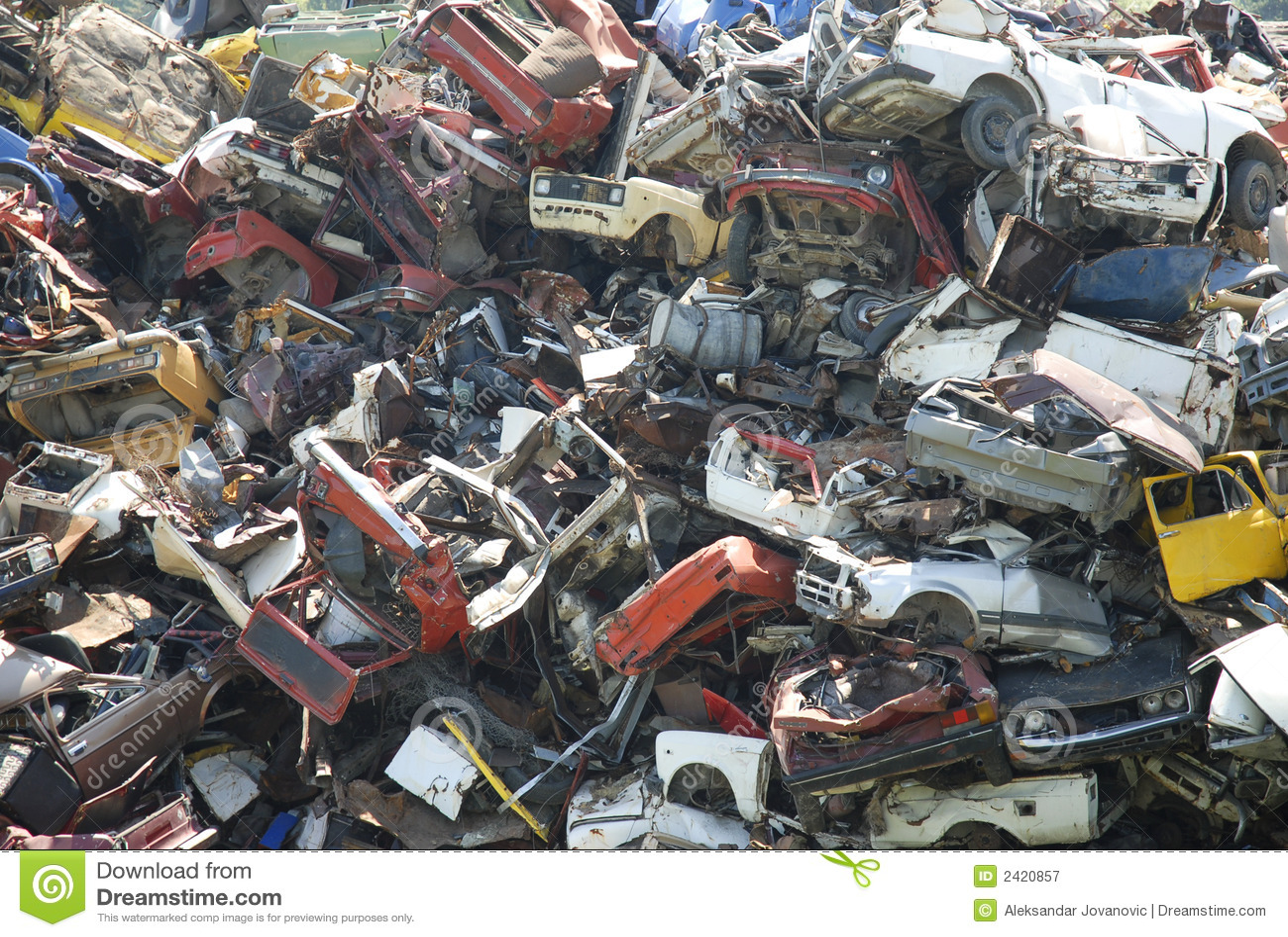 Car wrecs