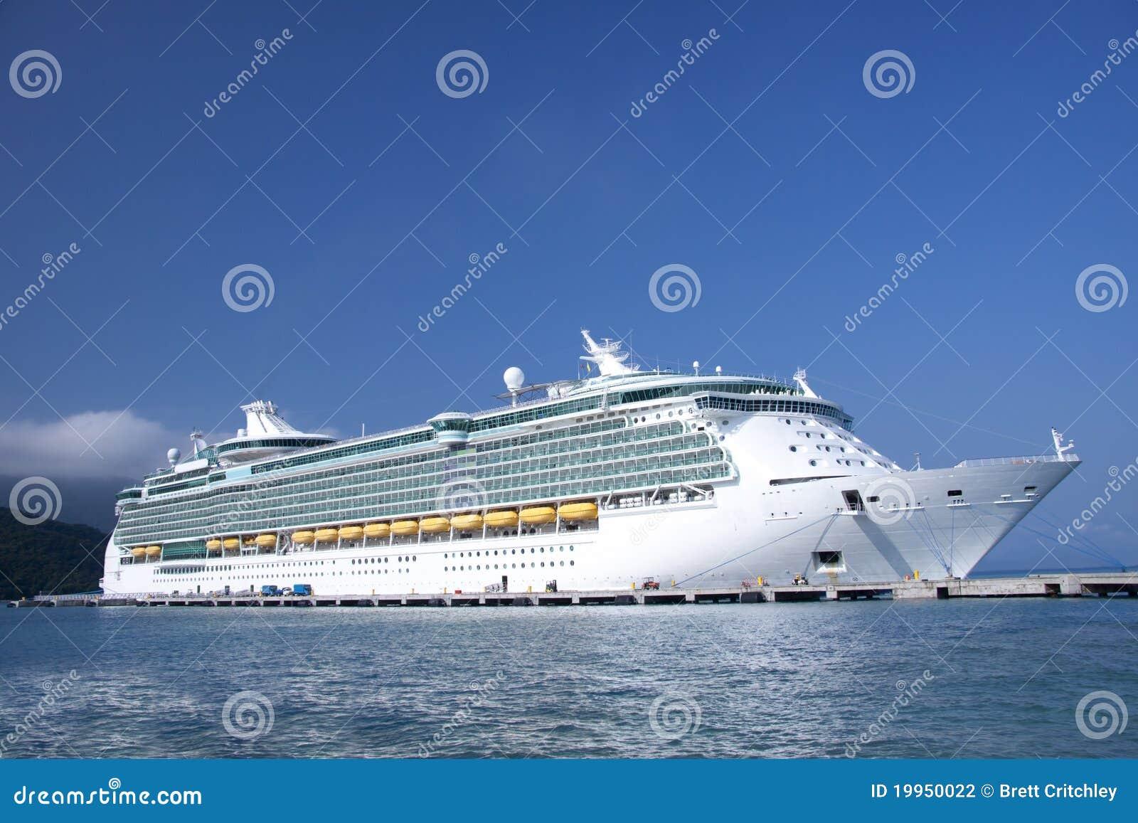 Caraïbisch cruiseschip