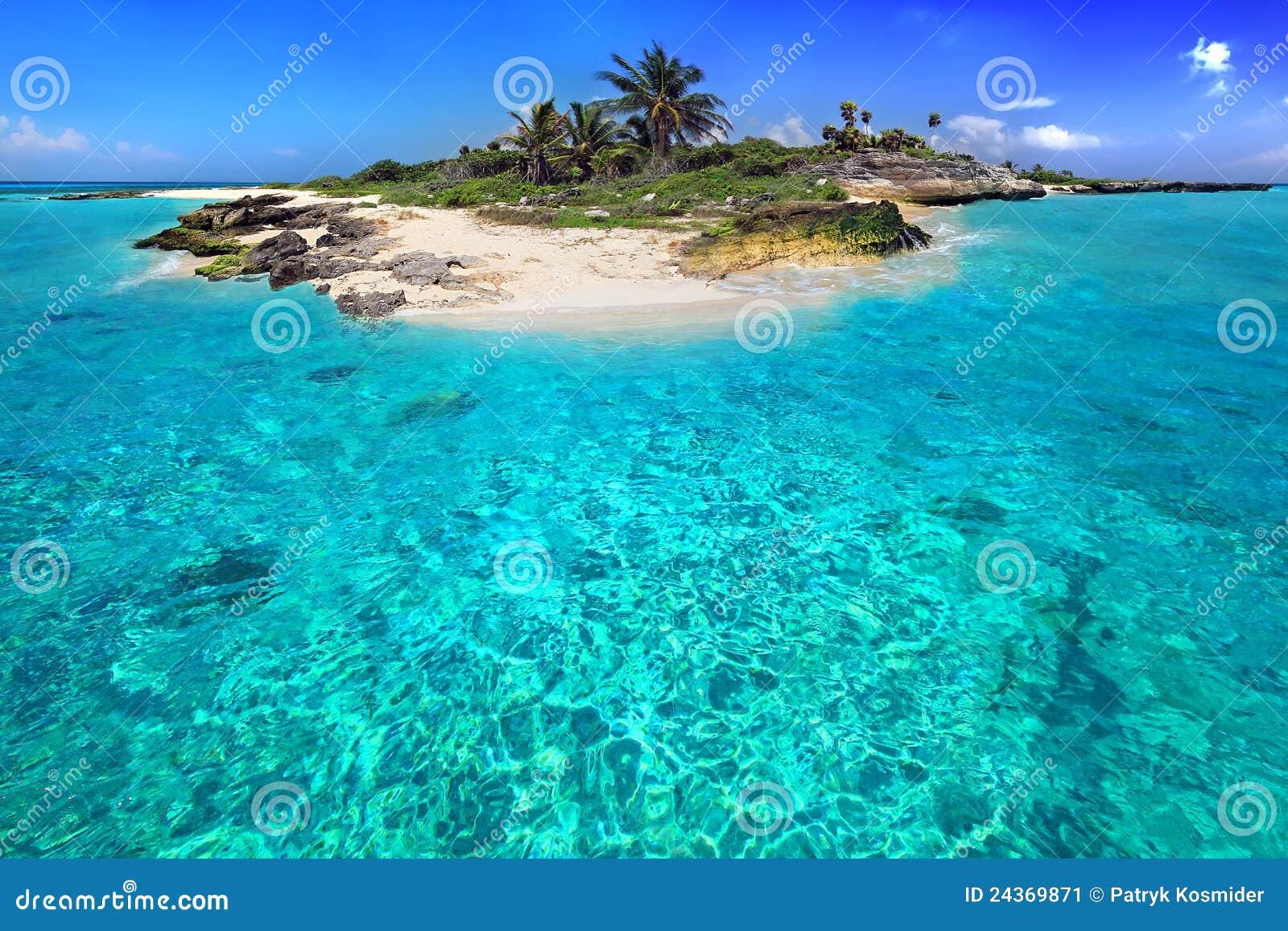 Caraïbisch eiland