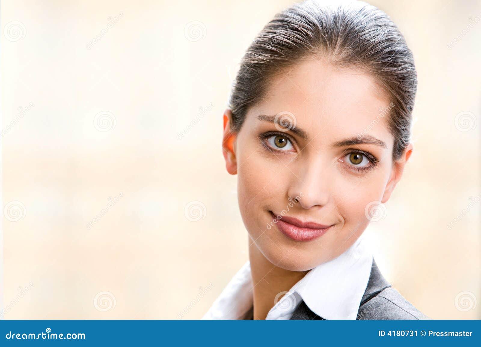 Cara de la mujer