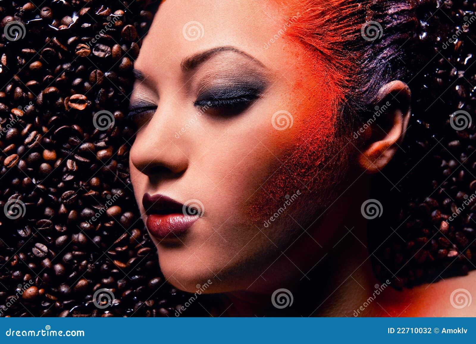 El medio para la depuración de la persona de los granos y los puntos negros