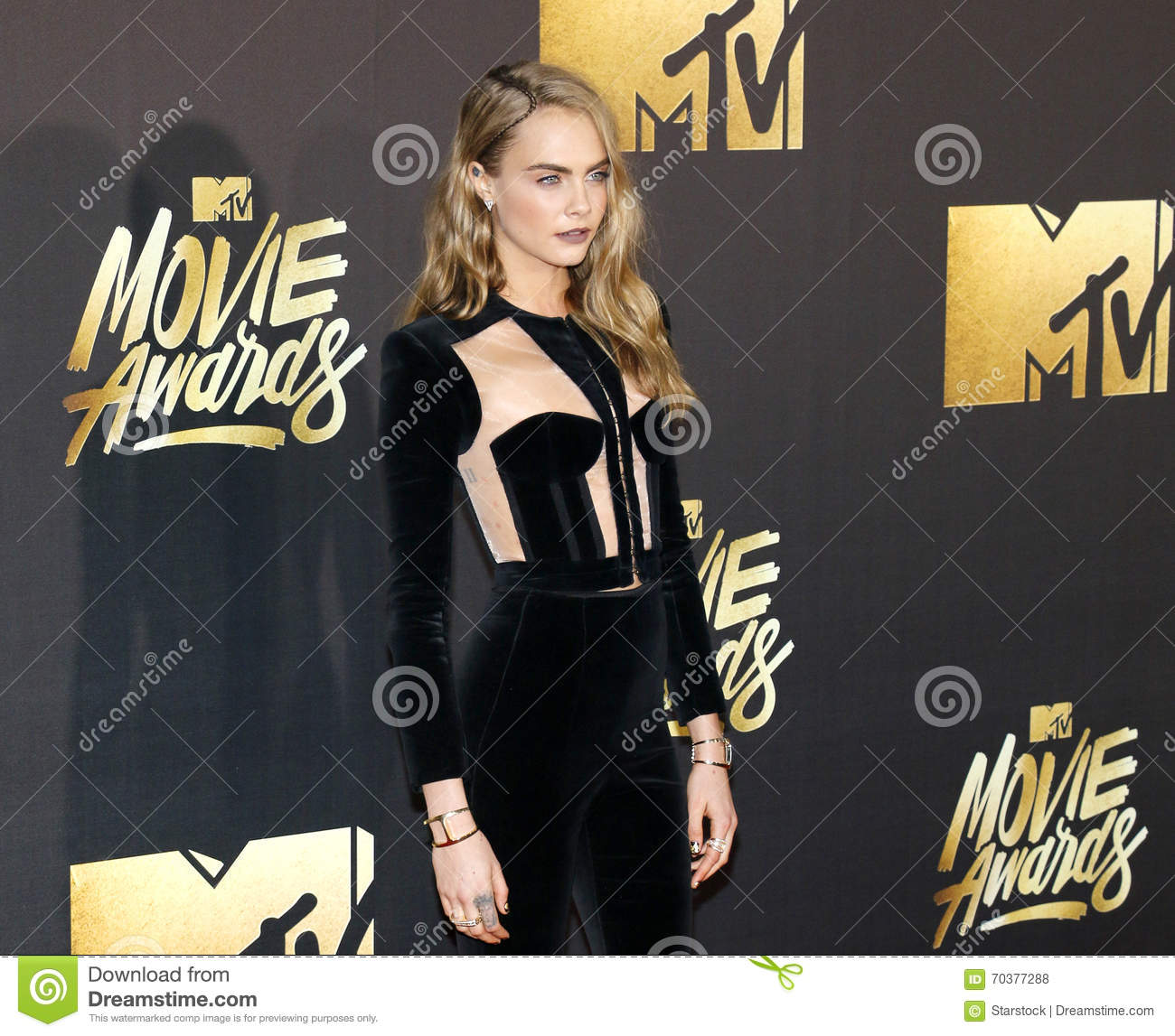 Cara Delevingne Photo stock éditorial - Image: 70377288 Cara Delevingne Dream Out Loud