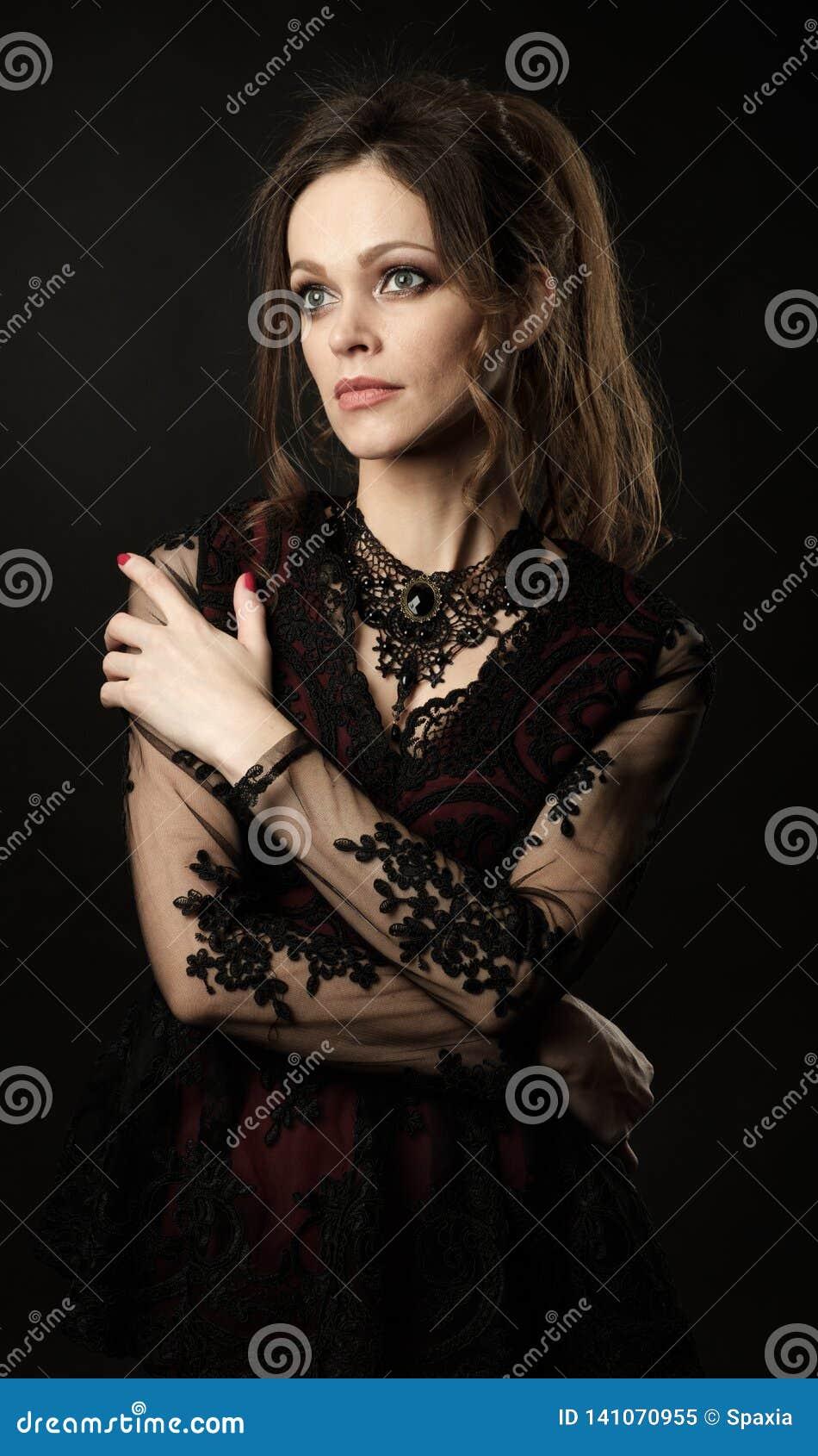 Cara femenina hermosa
