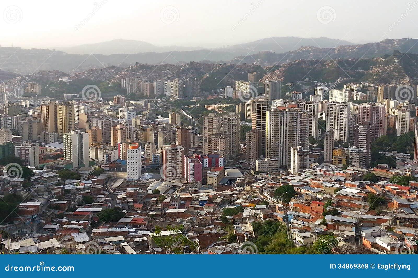 Caracas, kapitał Wenezuela