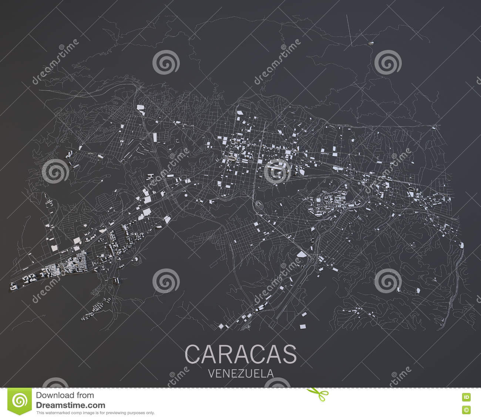 Caracas Map, Venezuela, Central America Stock Image - Image ... on america map panama, america map colorado, america map grenada, america map spain, america map mississippi, america map el salvador, america map uruguay, america map arizona, america map italy, america map brazil, america map jamaica, america map bahamas, america map georgia, america map texas, america map honduras, america map north america, america map philippines, america map canada,