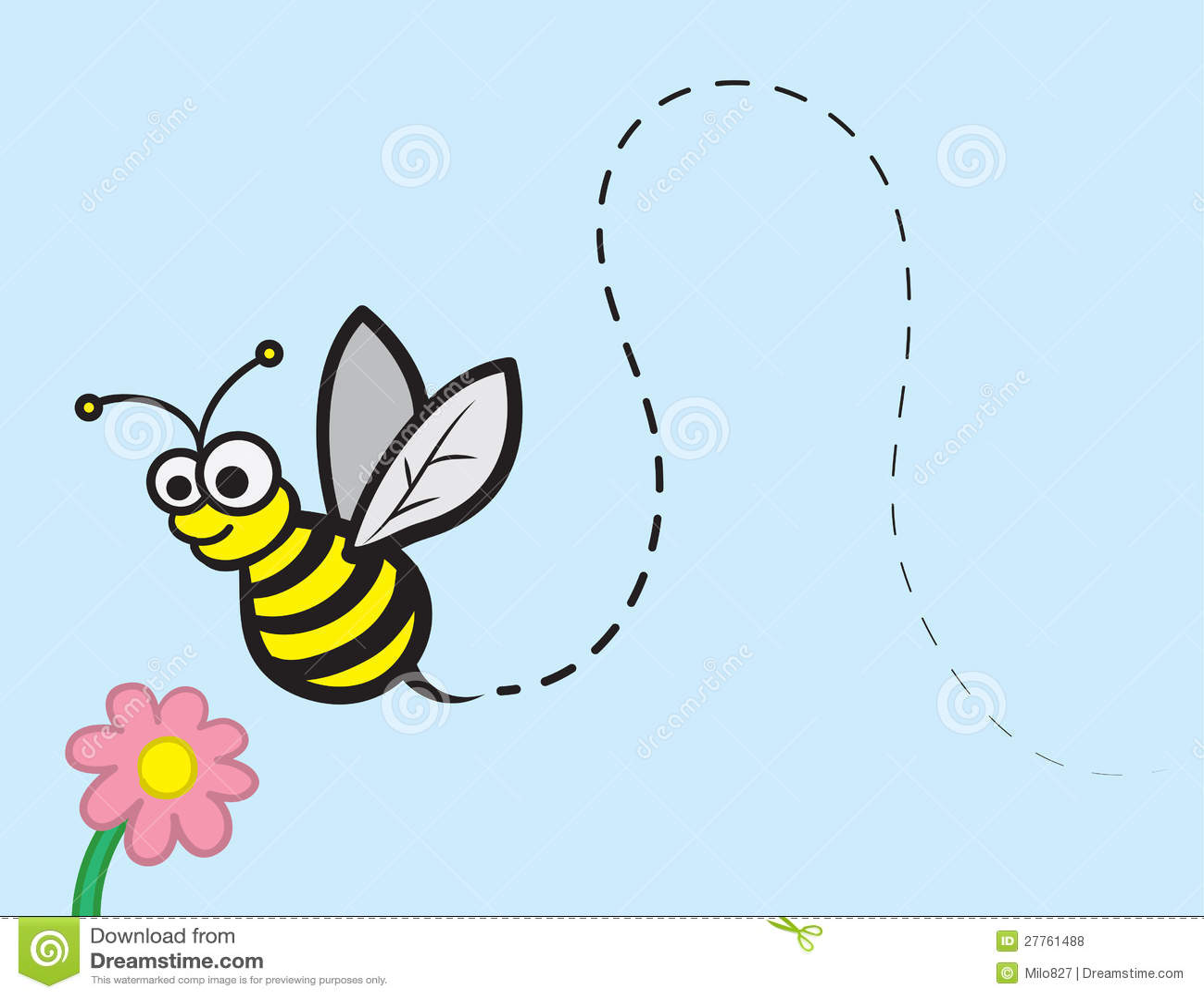Caractère d abeille