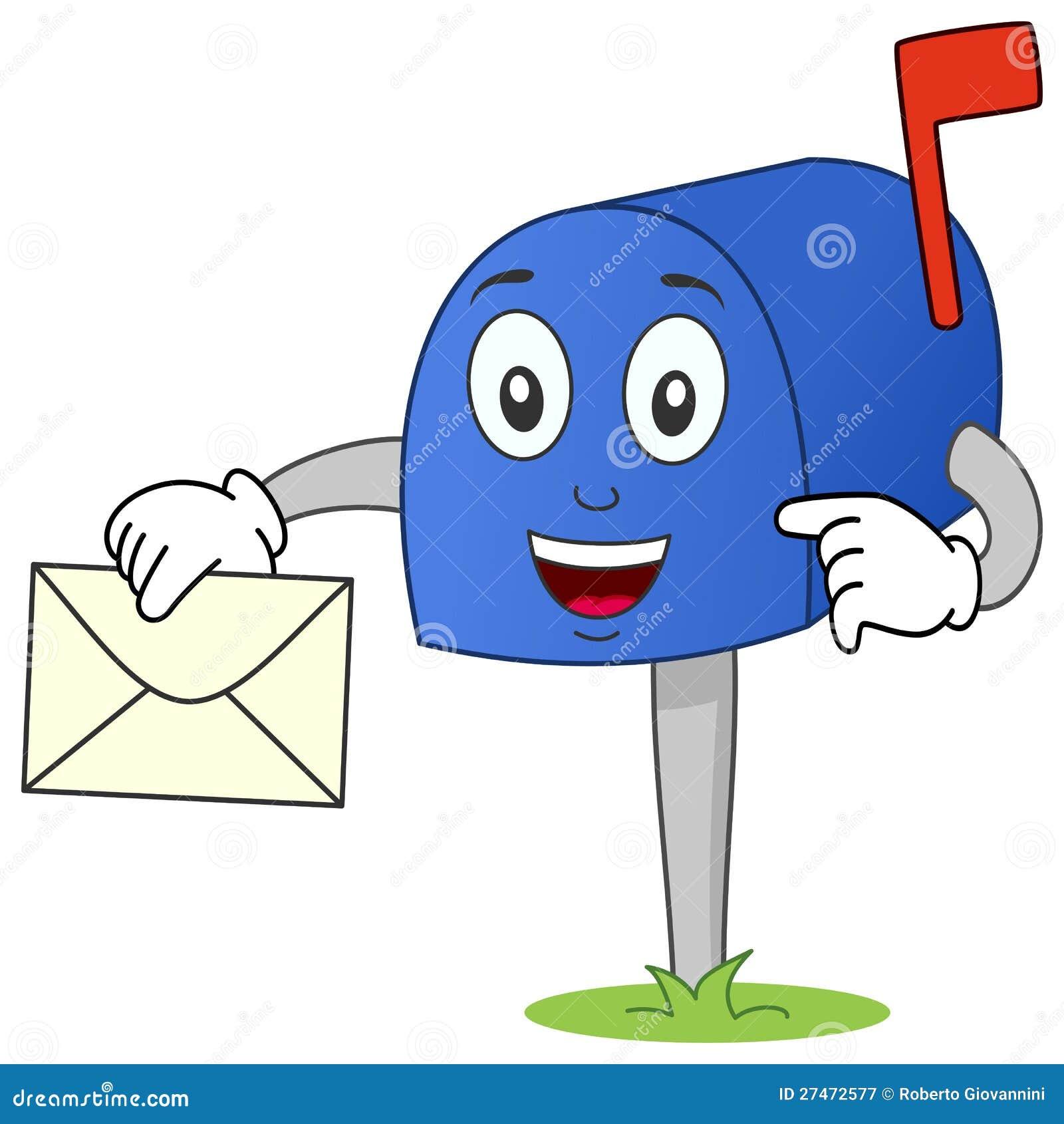 clipart gratuit boite aux lettres - photo #2