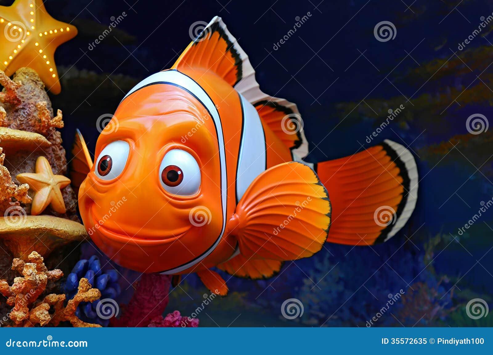 Caractère De Conclusion Pixar De Nemo De Disney Image éditorial ...