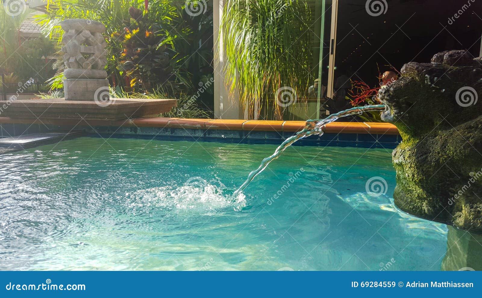Caractéristique de l eau d hôtel