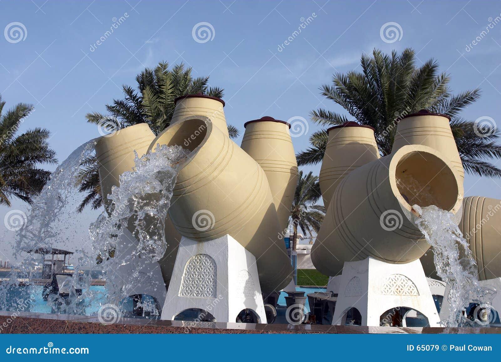 Característica da água, Doha