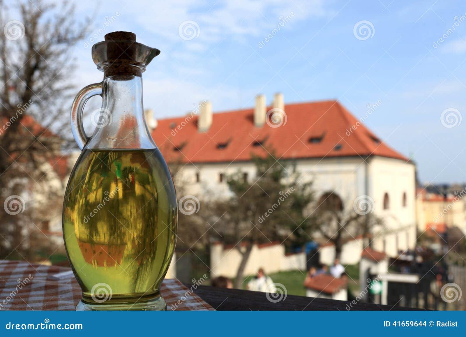 Carafe оливкового масла