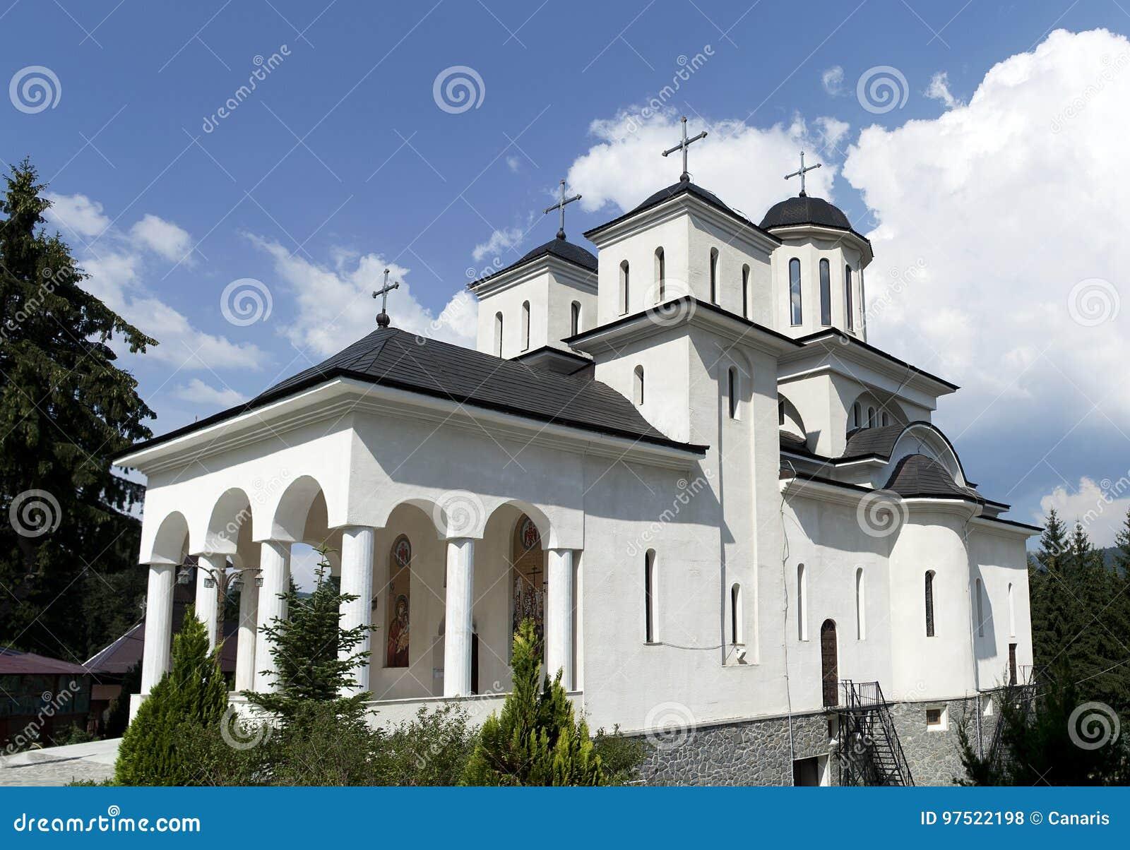Caraiman orthodox monastery