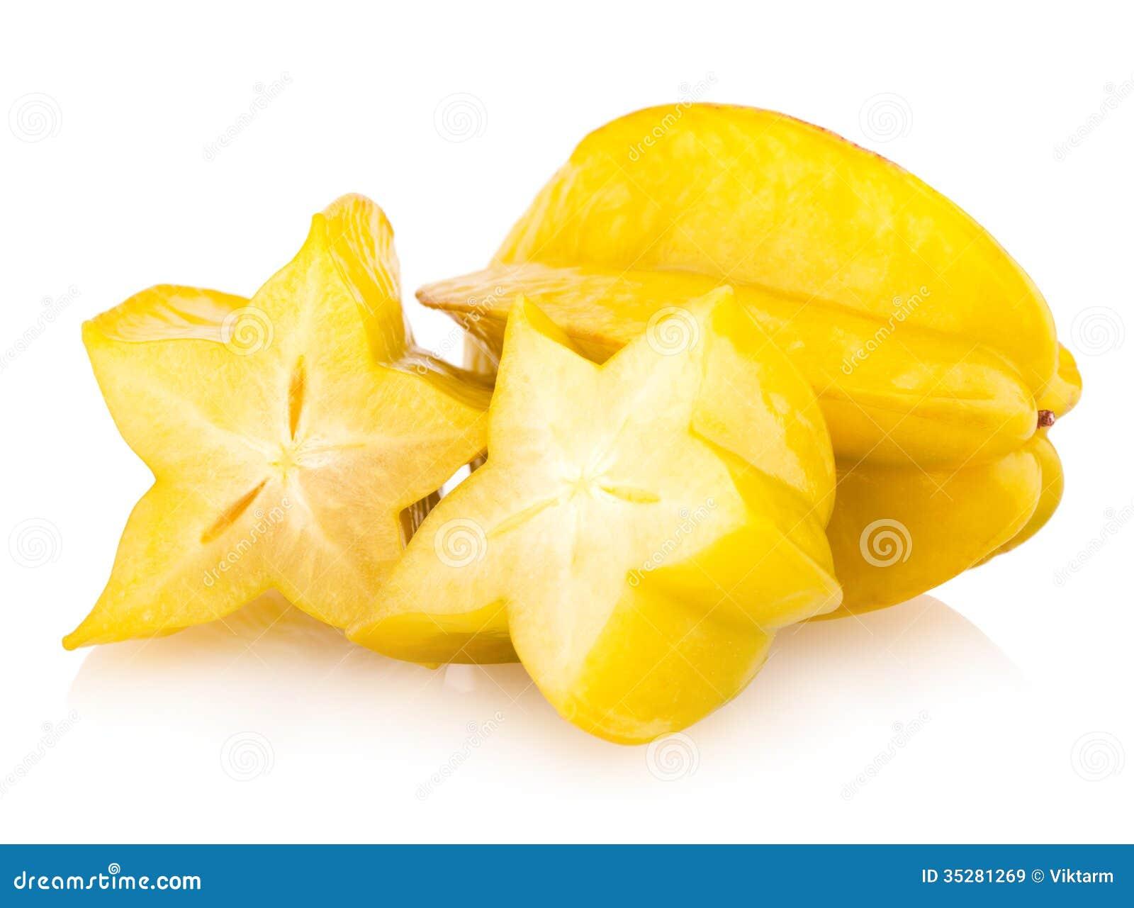 Carambola - Star Fruit Royalty Free Stock Images - Image: 35281269