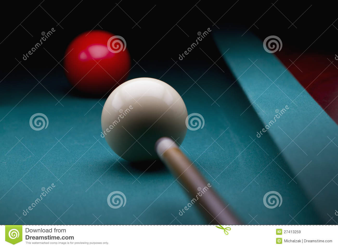 Carambole billiards