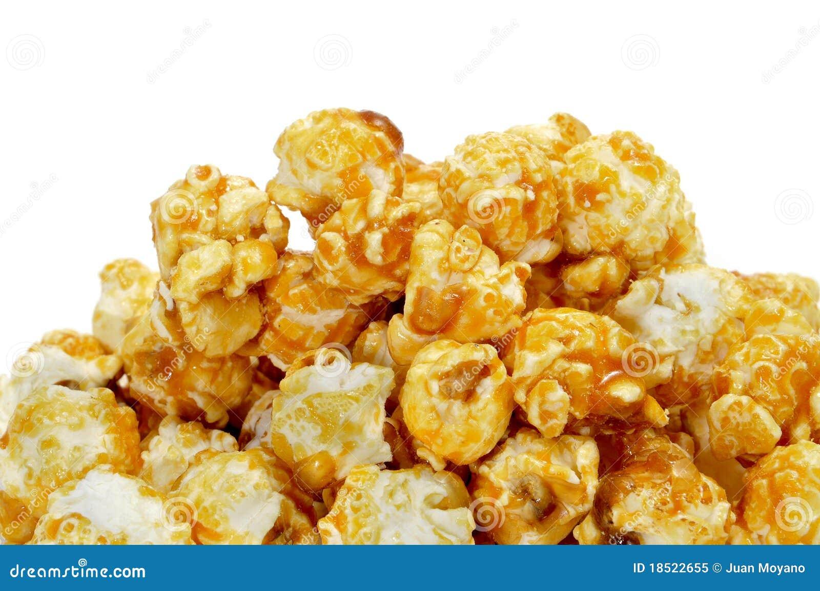 Caramel Corn Royalty Free Stock Photo - Image: 18522655