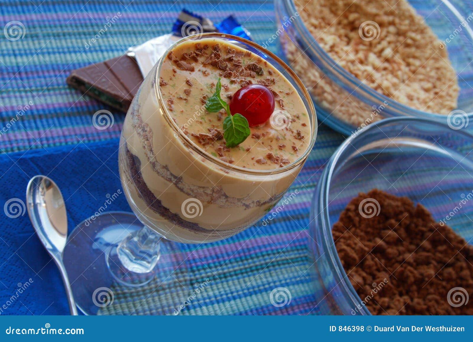 Caramel dessert 3