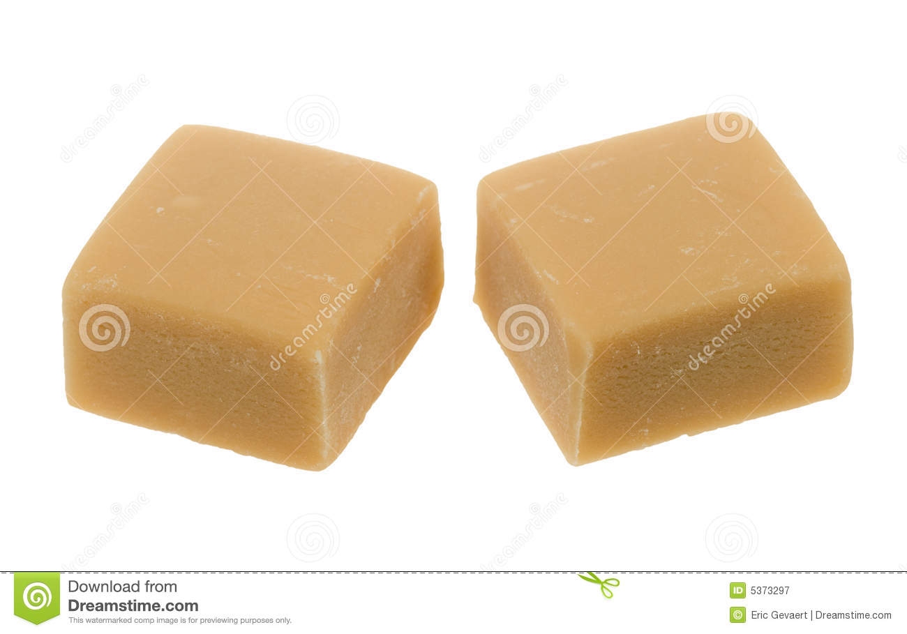 Caramel Toffee Candy Royalty Free Stock Photography - Image: 5373297