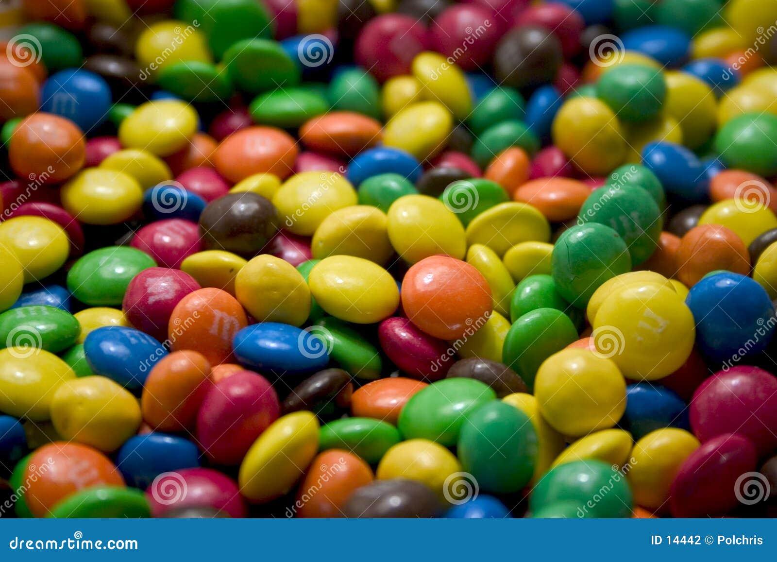 Caramelle di cioccolato