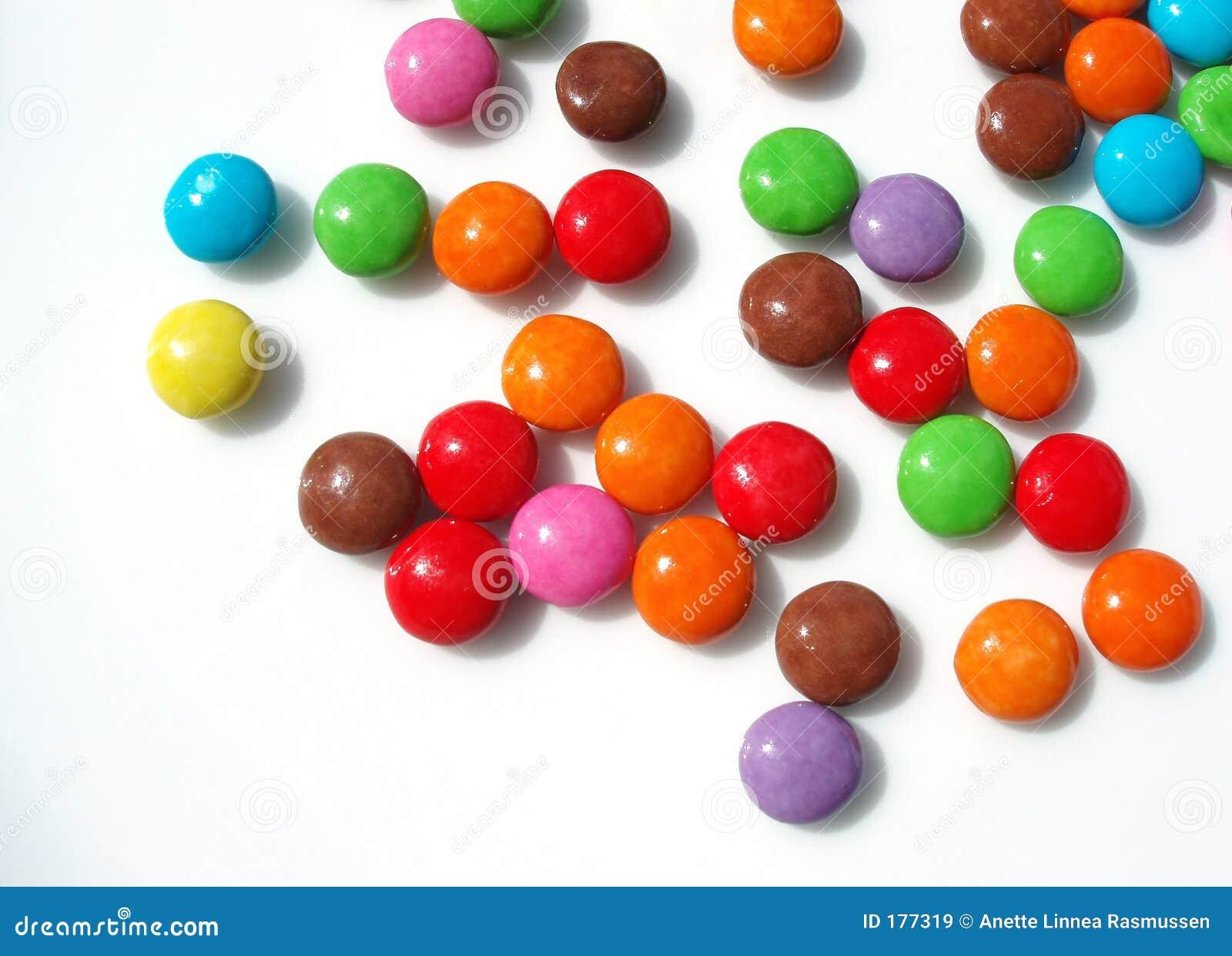 Caramelle variopinte