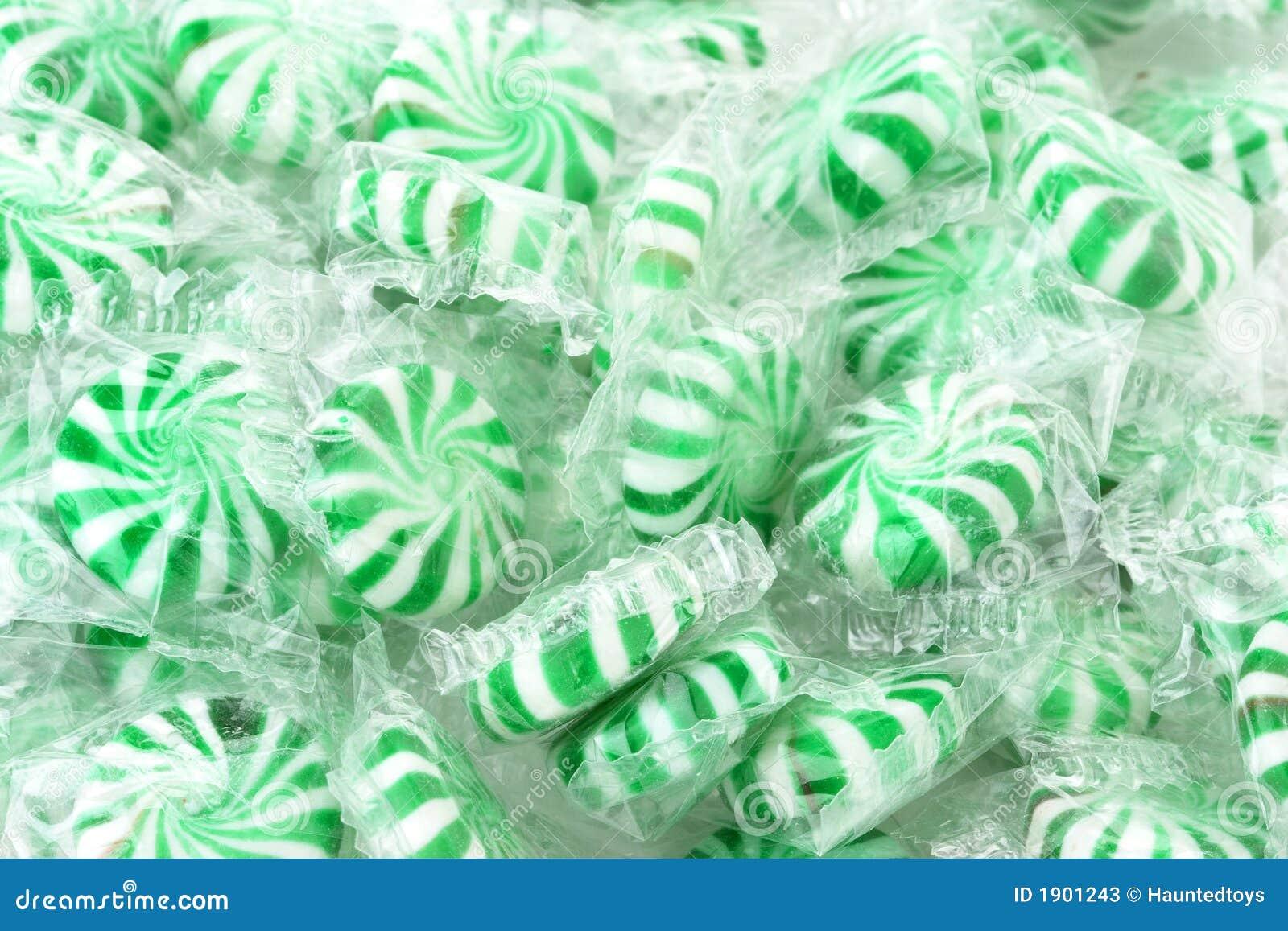 Caramelo En Envoltura Verde Stock Images - Download 362 Photos