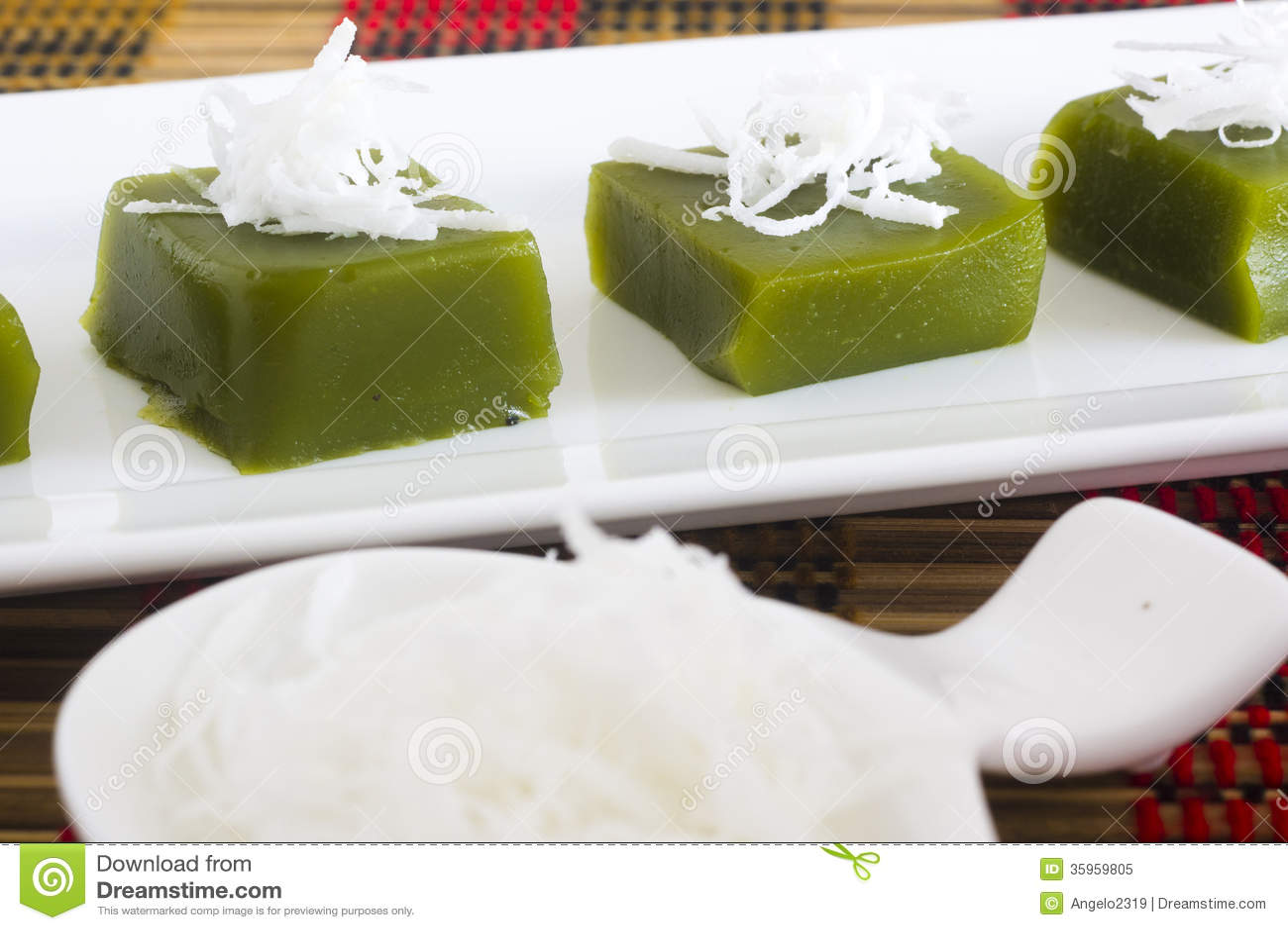Caramelo tailandés 5