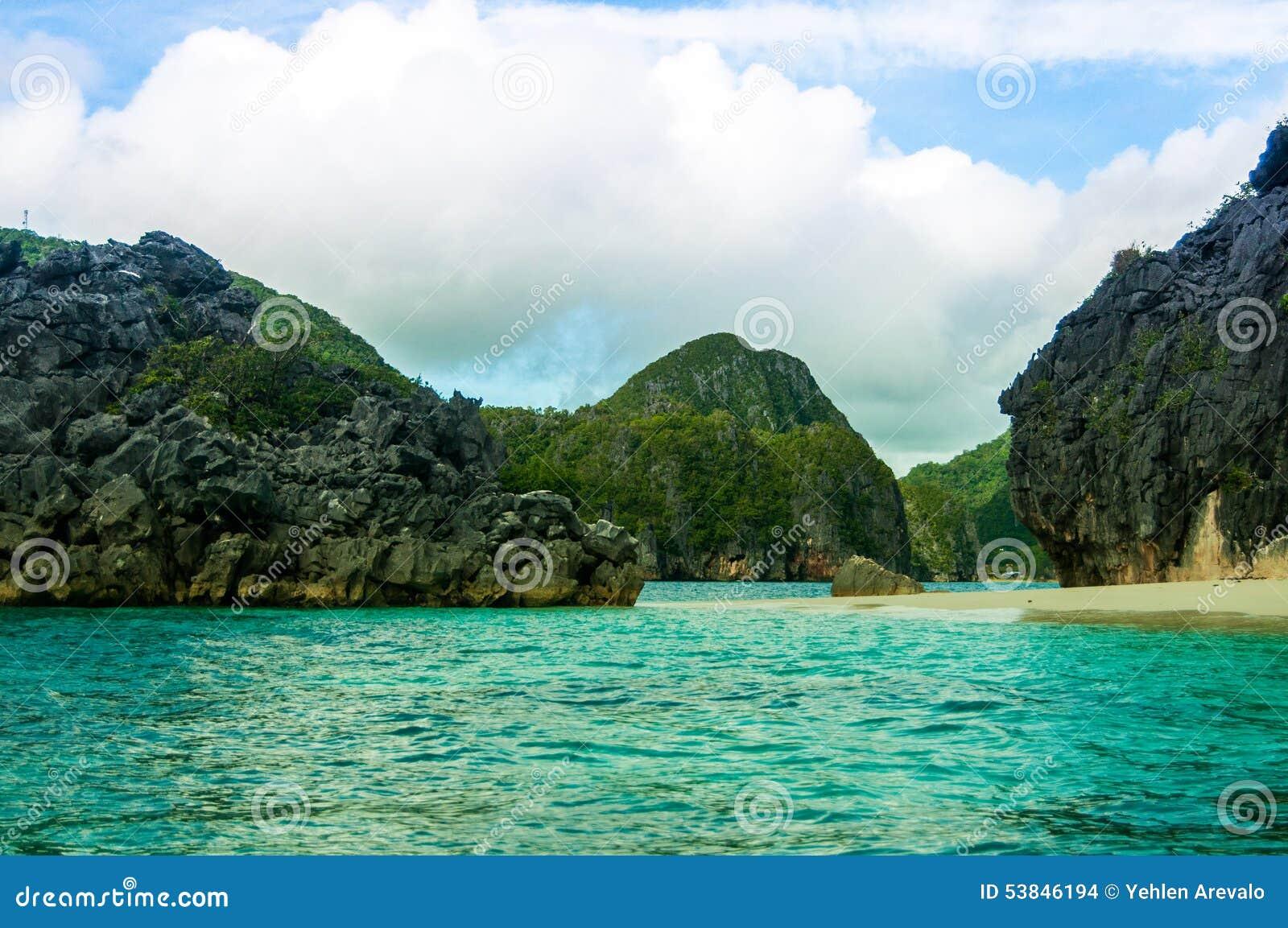 Caramoan, Philippinen