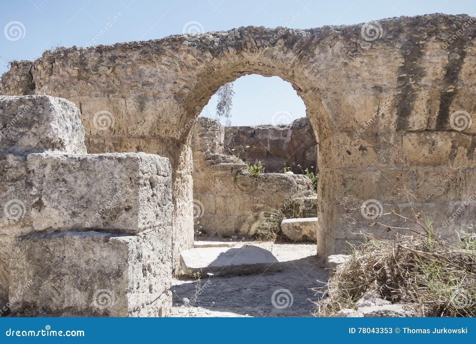 Caratagina in Tunisia