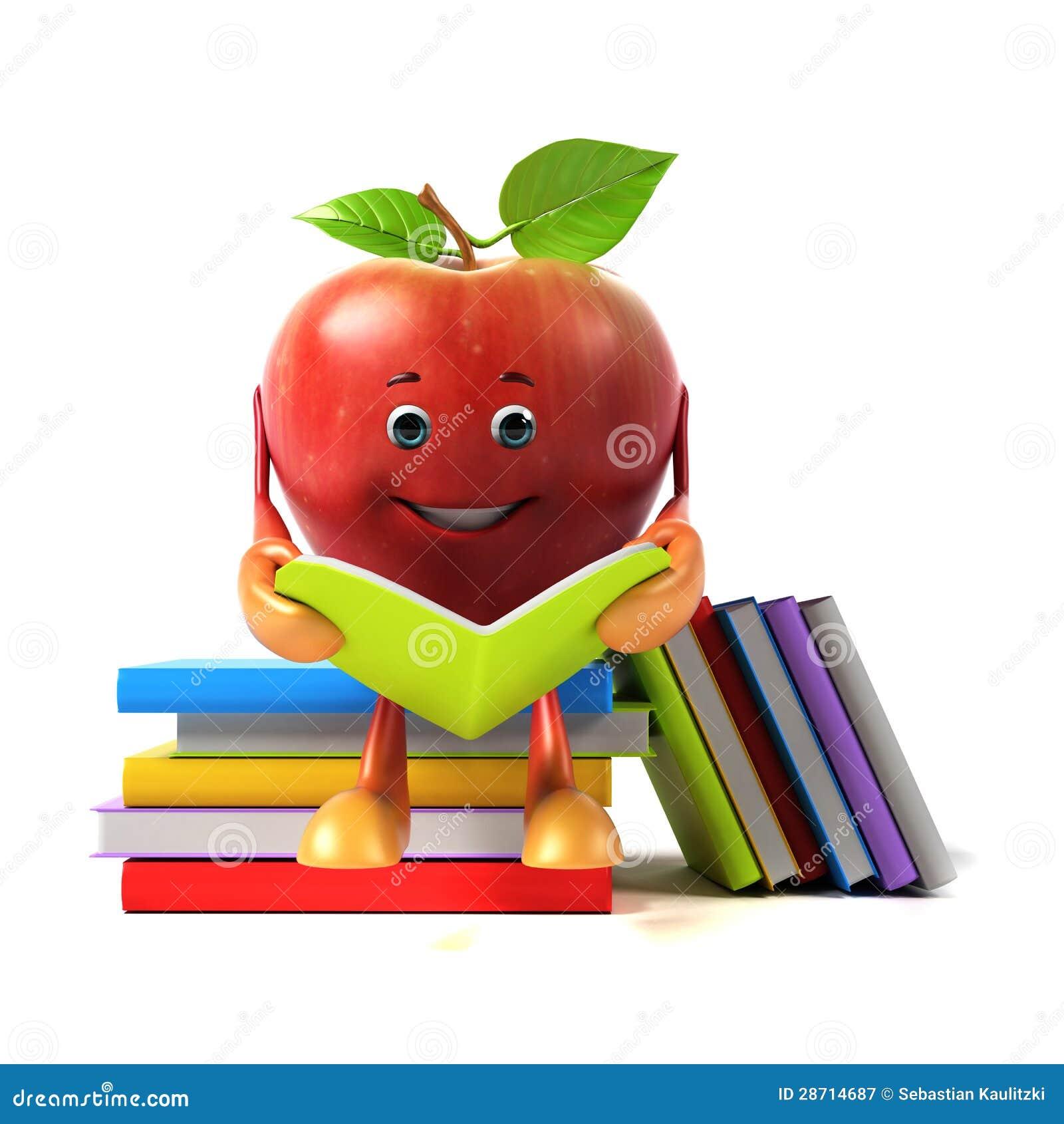 Carattere dell alimento - mela