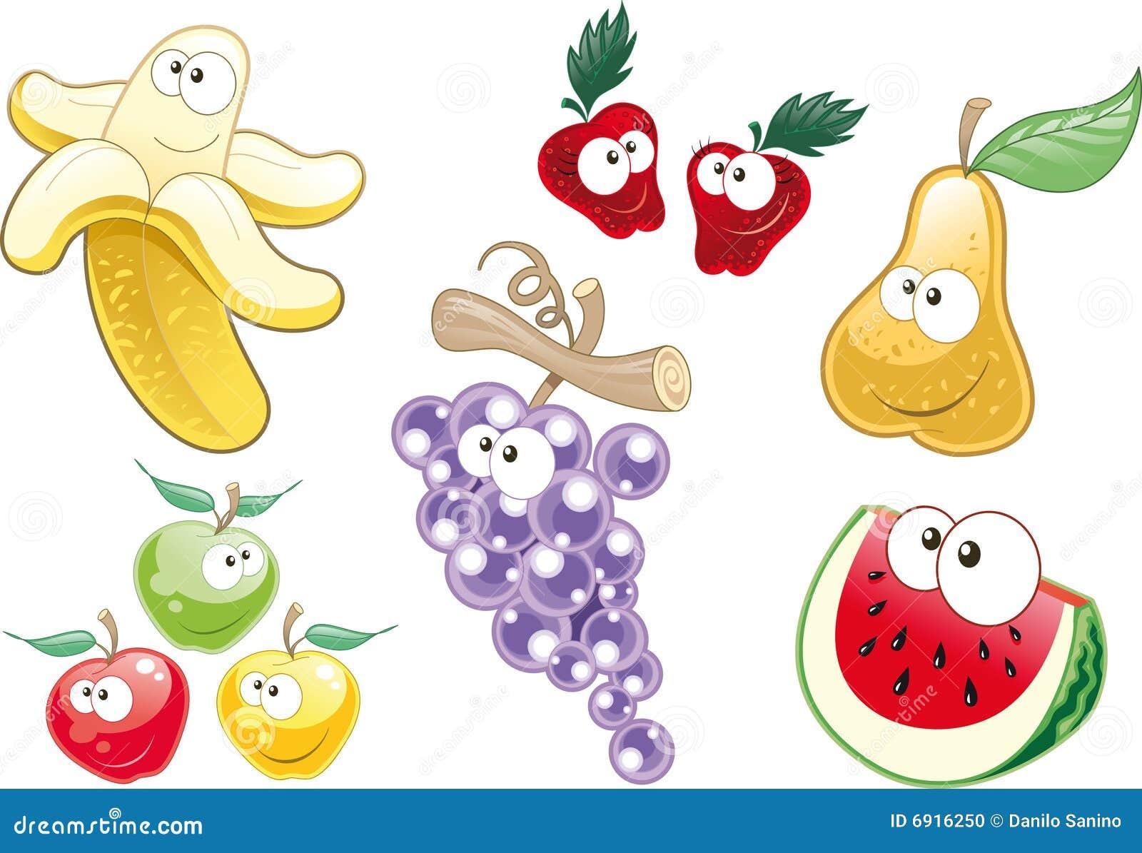 Caratteri della frutta