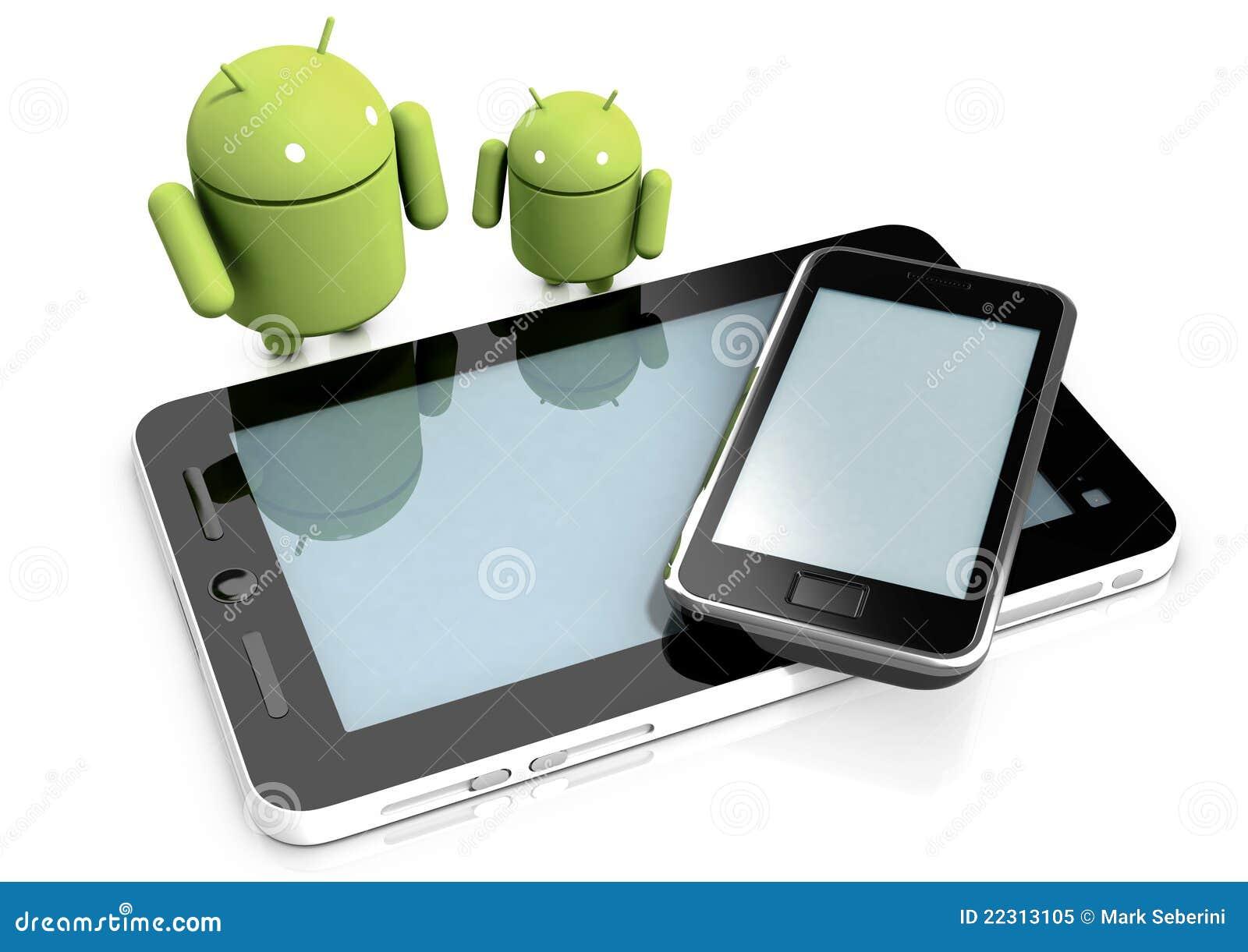 Caratteri ed unità del Android