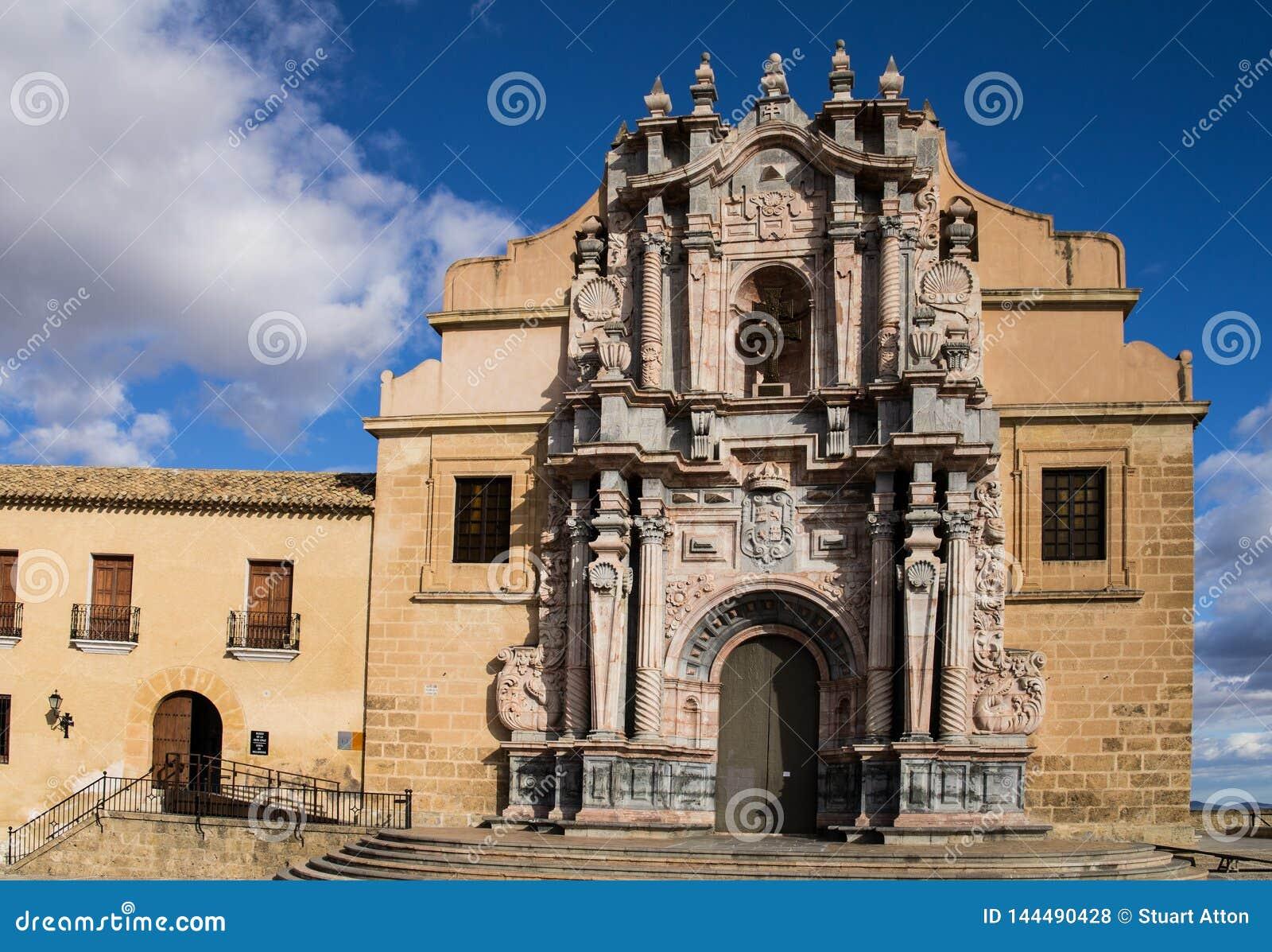 Caravaca De-La Cruz Church