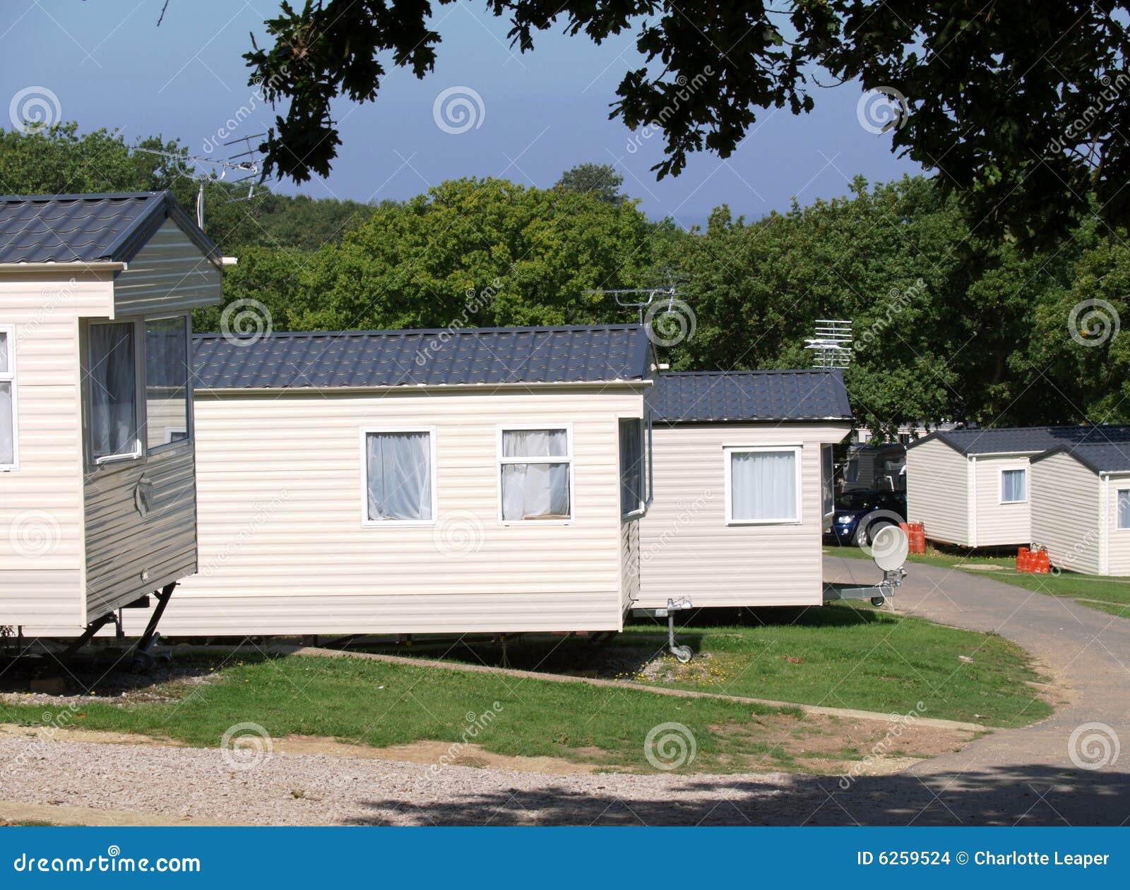 Caravan Court Mobile Home Park