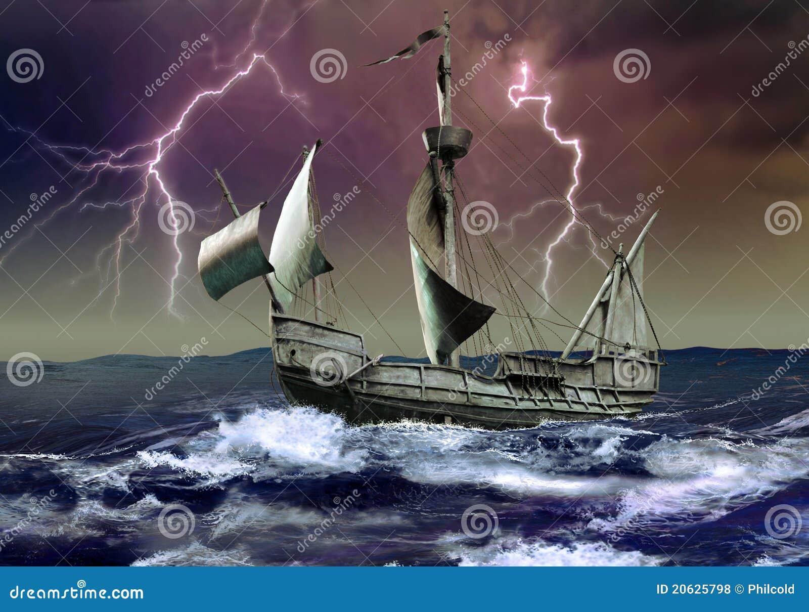 under stormen