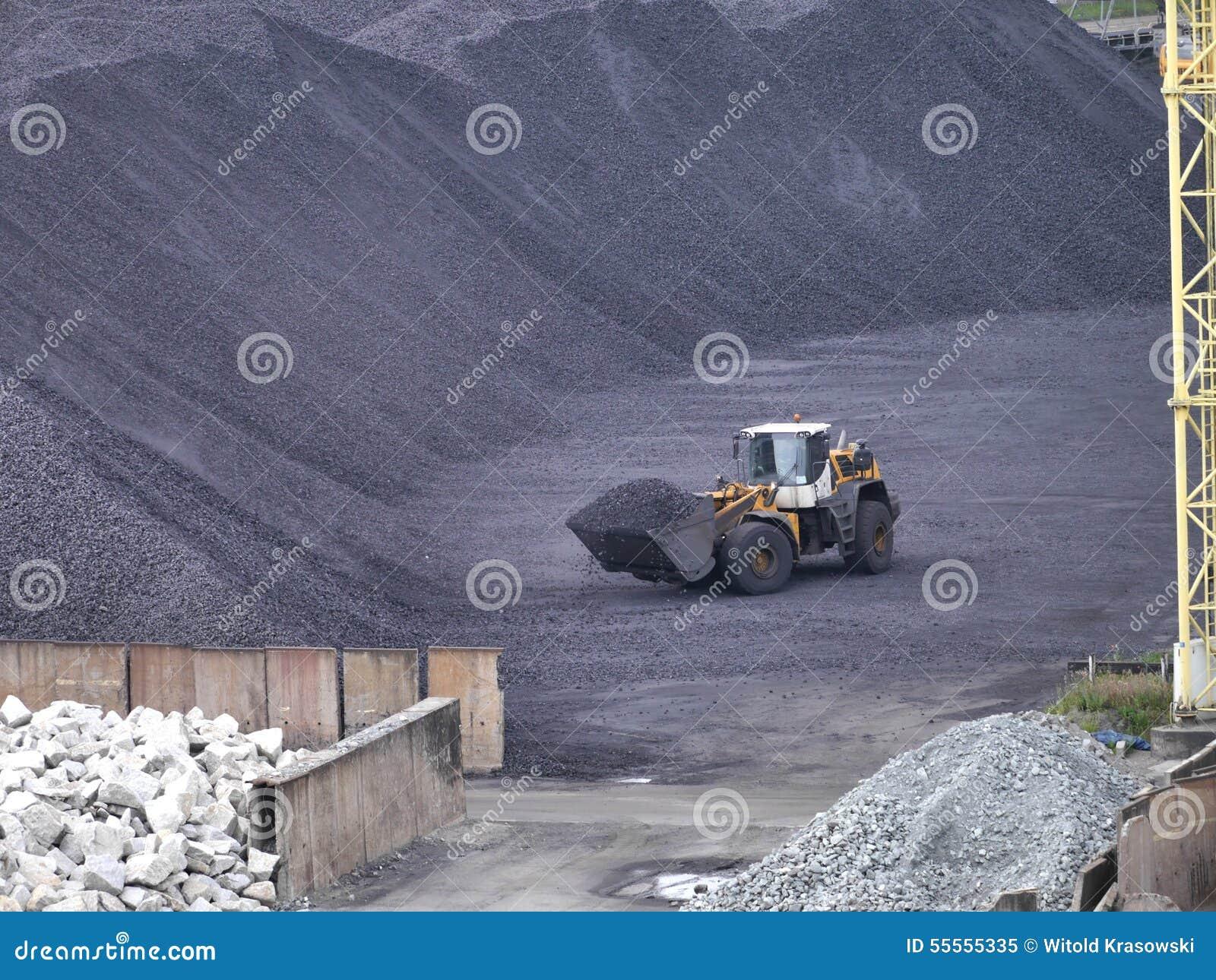 Carbón duro del almacenamiento