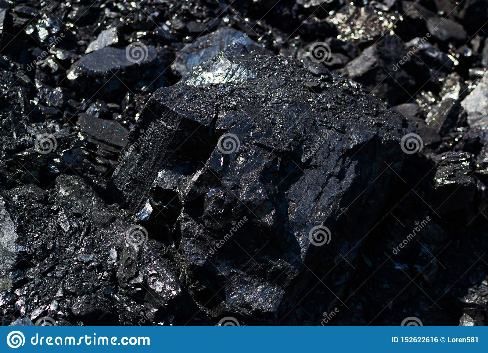 Carb?n natural De antracita, el mejor carbón para la metalurgia